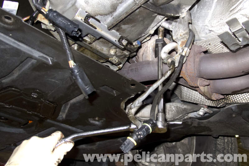 BMW E90 Oxygen Sensor Replacement E91 E92 E93
