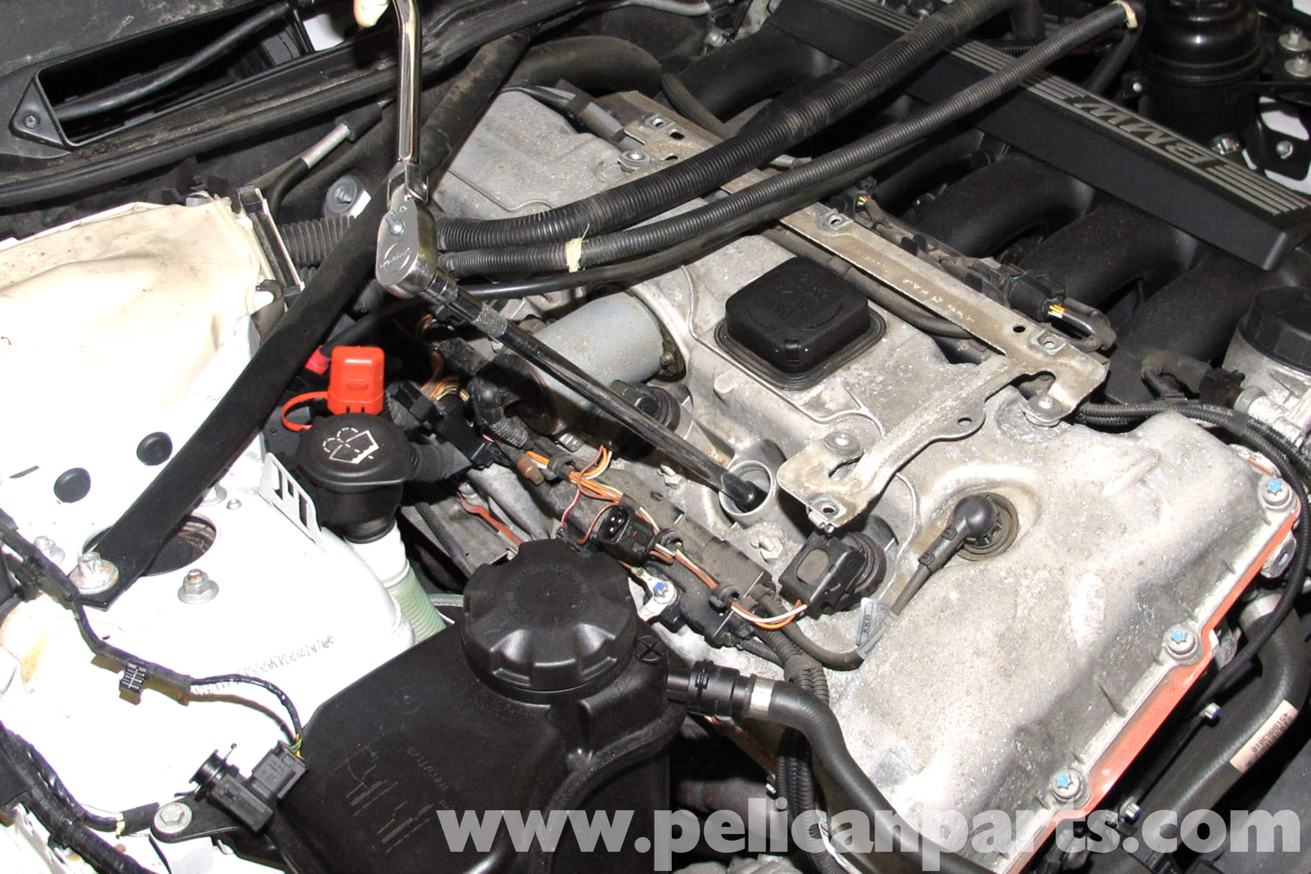 BMW E90 Spark Plug and Coil Replacement | E91, E92, E93 | Pelican