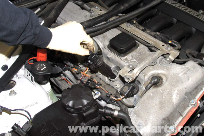 Pic on Small Engine Ignition Coil Replacement