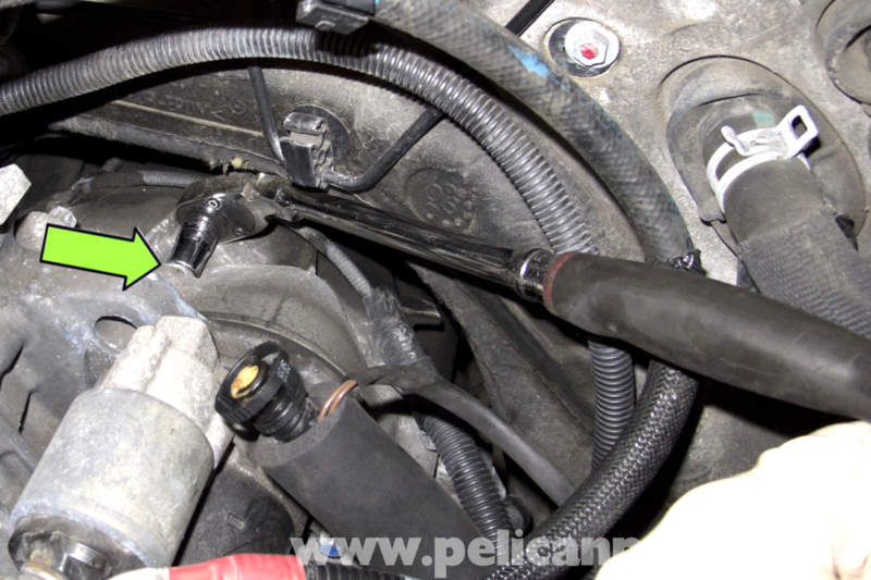 Bmw E90 Starter Replacement E91 E92 E93 Pelican