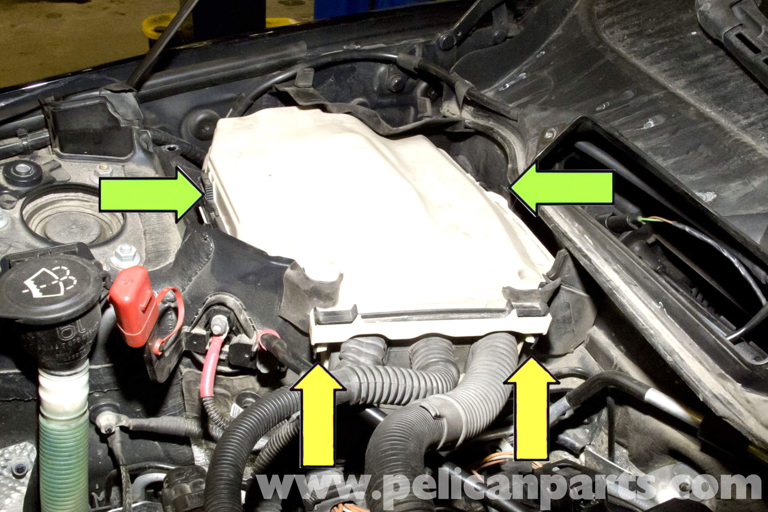 BMW E90 Valve Cover Seal Replacement | E91, E92, E93 | Pelican Parts ...