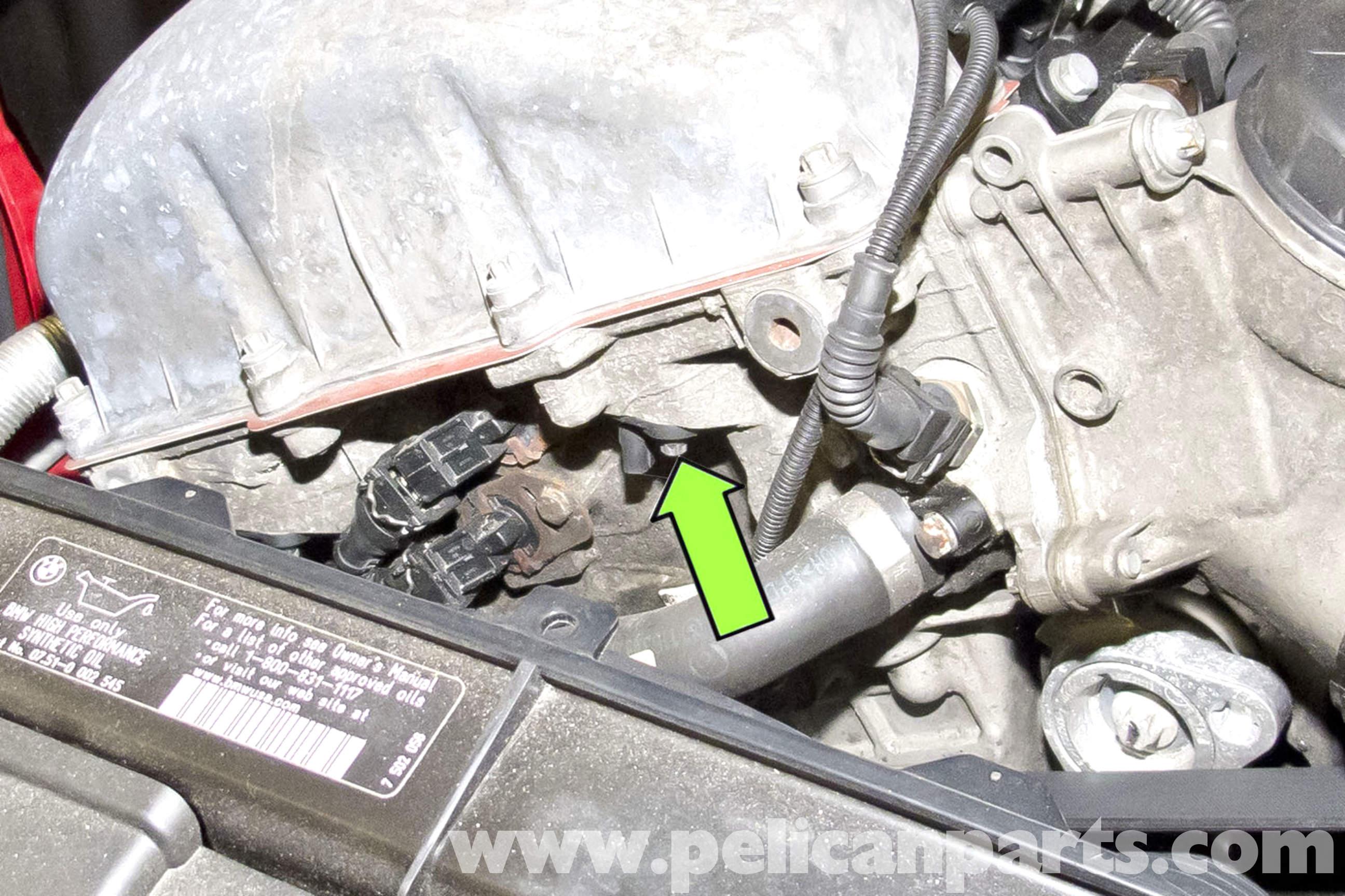 bmw e90 camshaft position sensor replacement
