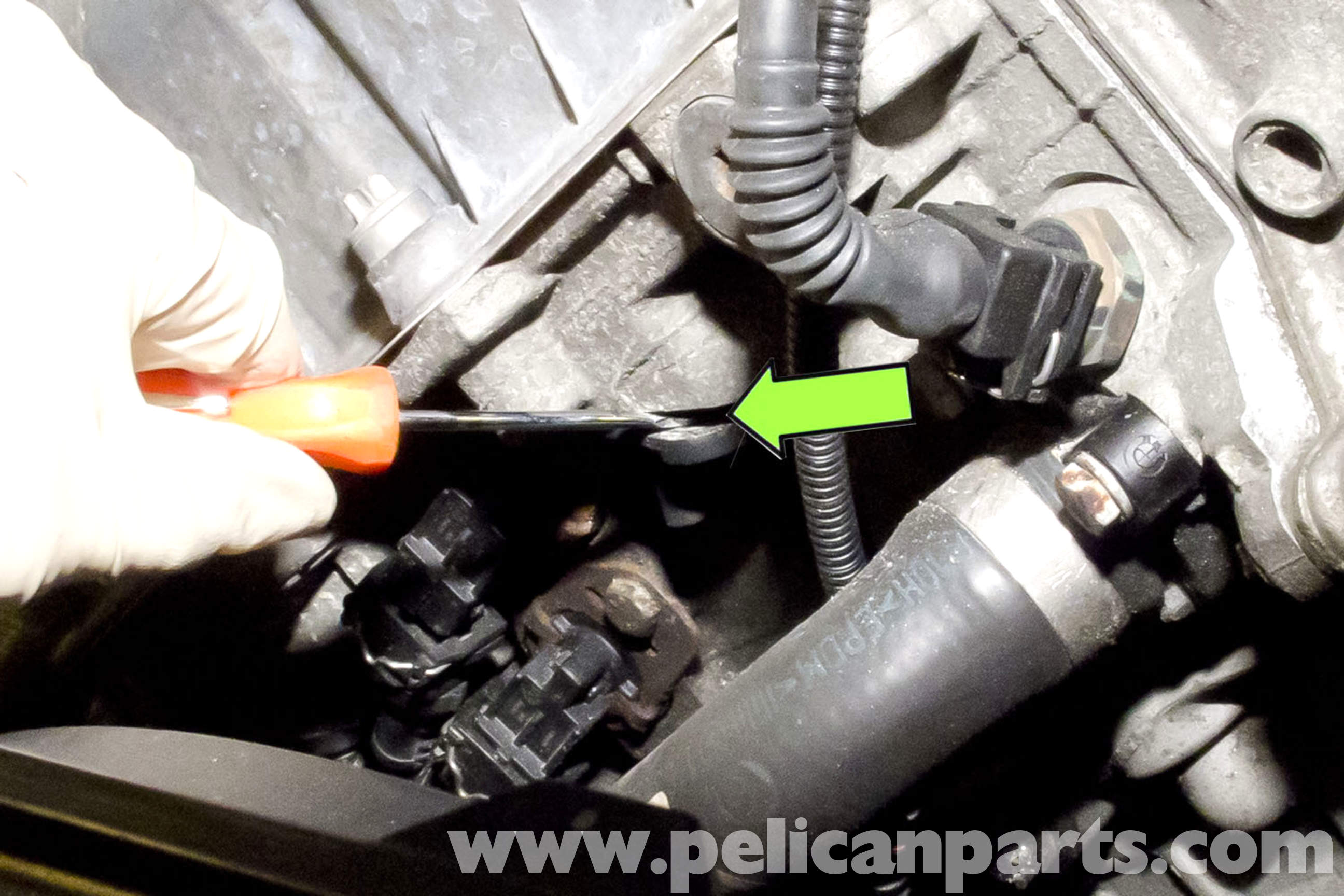 BMW E90 Camshaft Position Sensor Replacement | E91, E92, E93