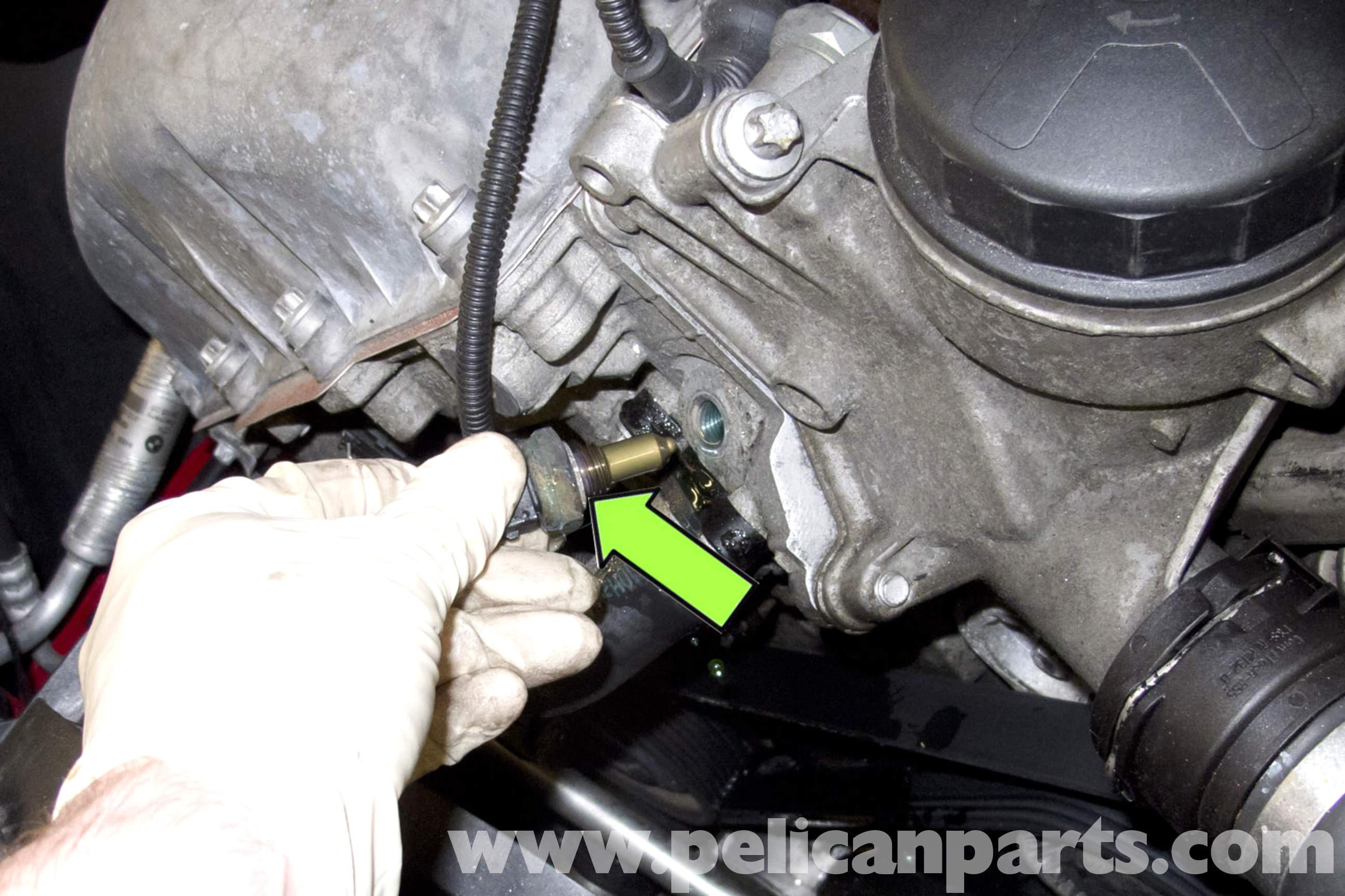 Bmw E90 Engine Temperature Sensor Replacement E91 E92