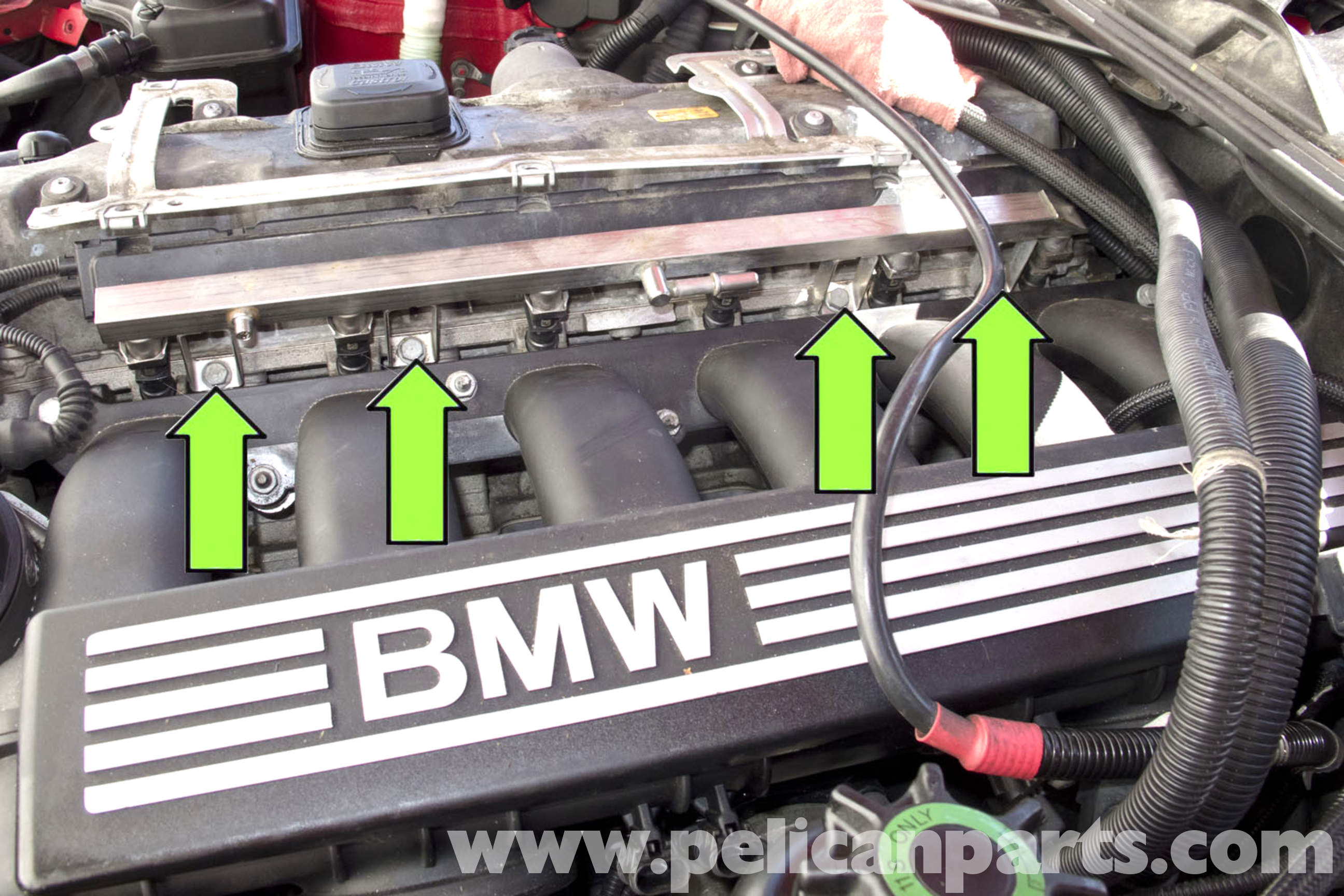 What Are Fuel Injectors Wiring Diagrams Square D Schneider Electric Qob130 Miniature Circuit Breaker 24 Bmw E90 Injector Replacement E91 E92 E93 Pelican Parts Rh Pelicanparts Com