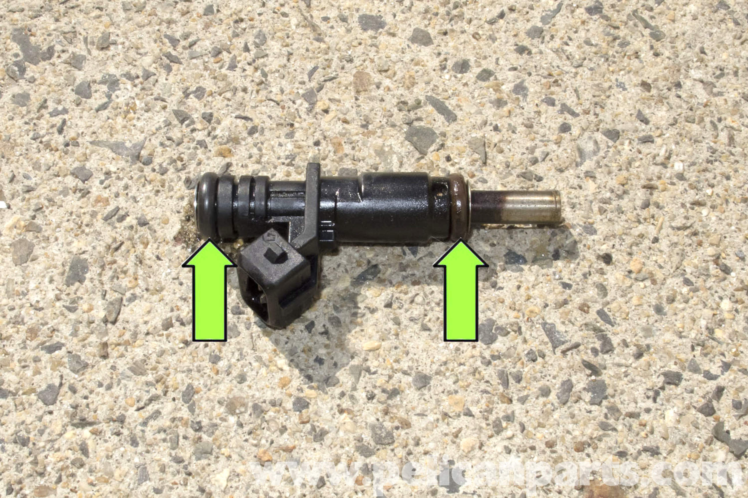 BMW E90 Fuel Injector Replacement | E91, E92, E93 | Pelican