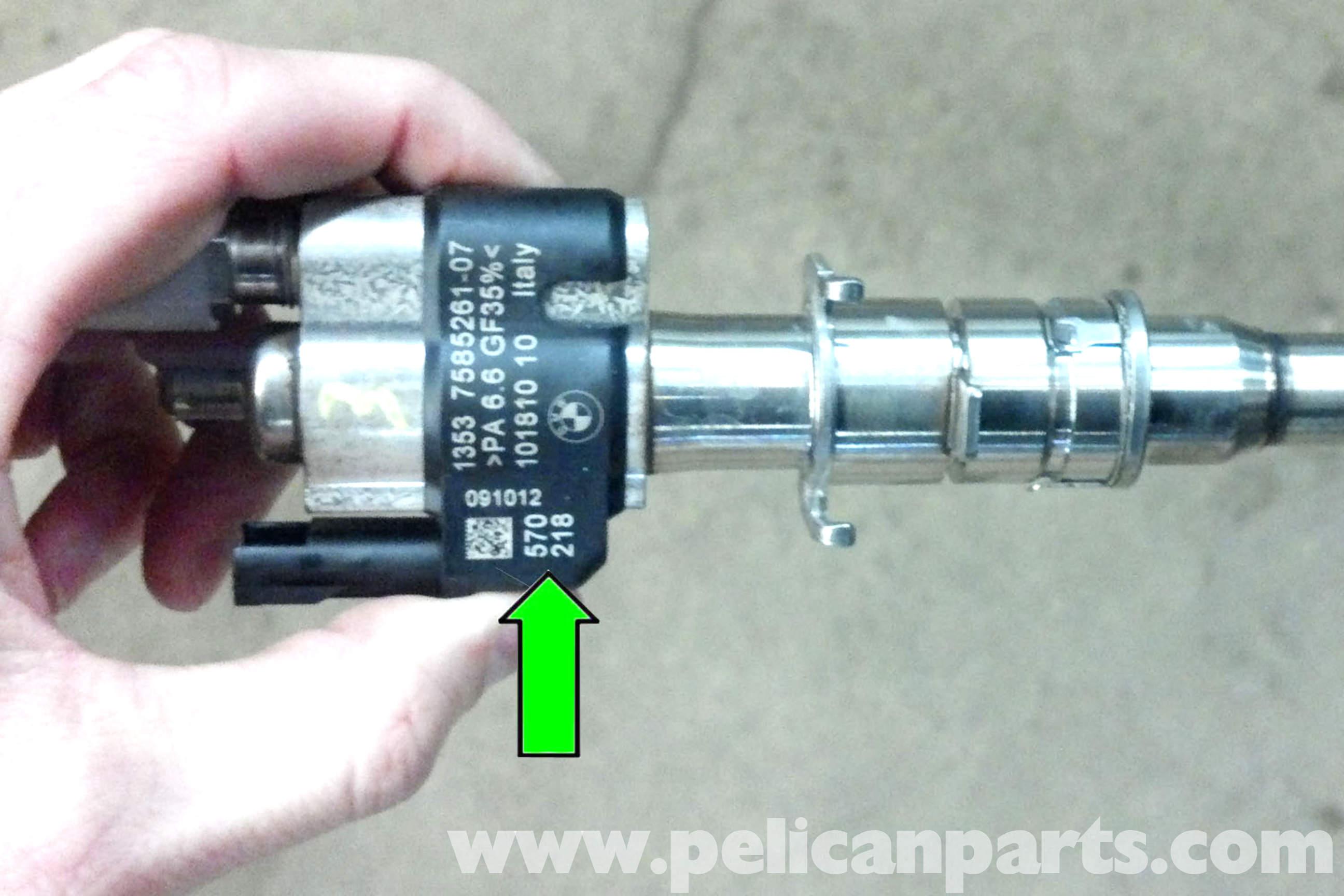 BMW E90 Fuel Injector Replacement | E91, E92, E93 | Pelican Parts