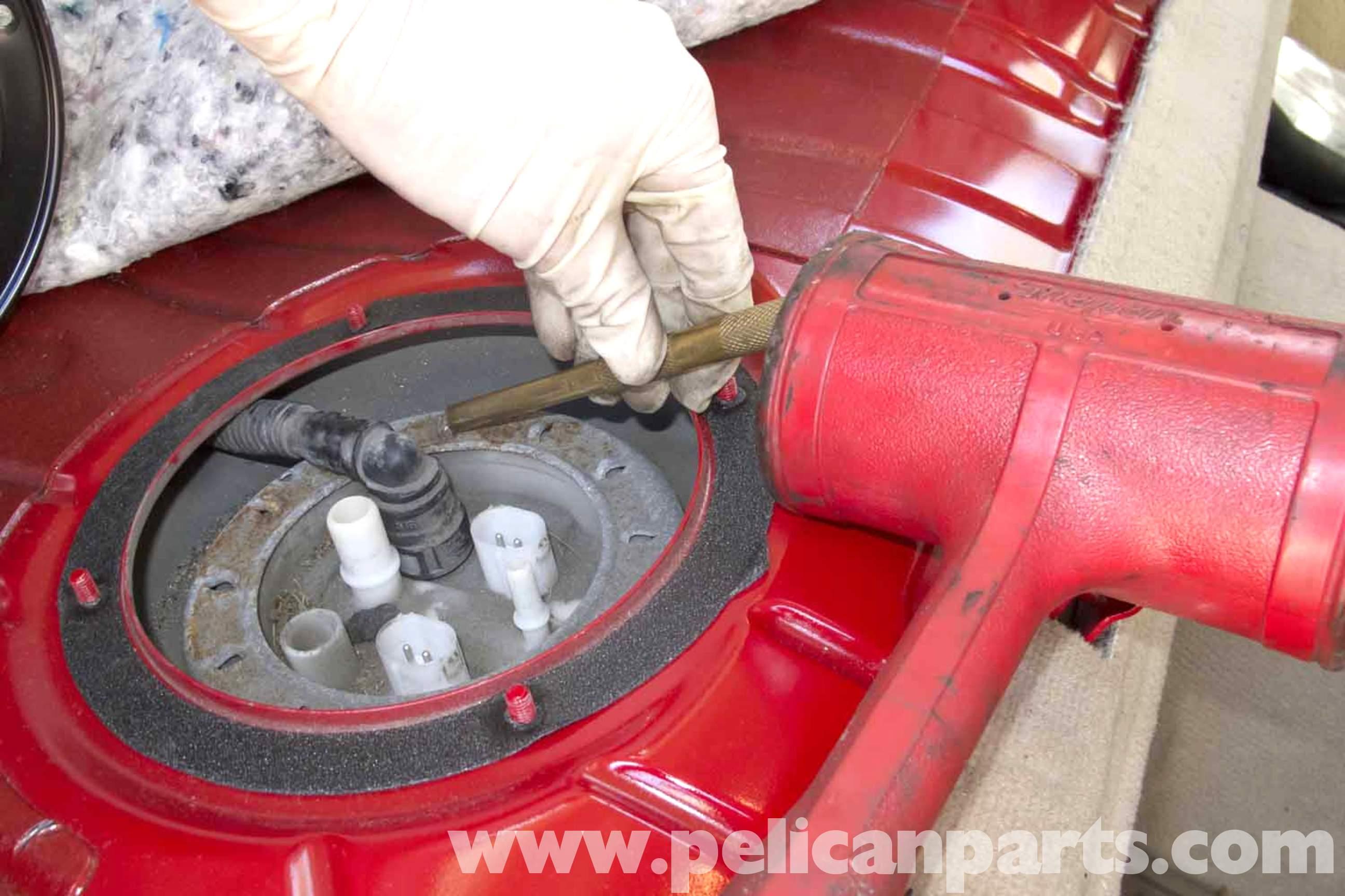 BMW E90 Fuel Pump Replacement | E91, E92, E93 | Pelican