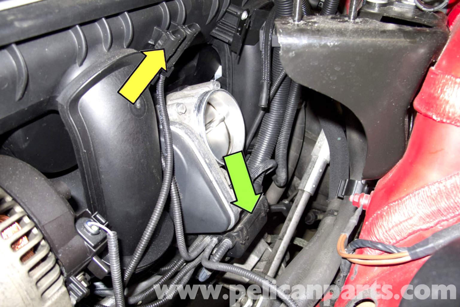 Bmw E90 Intake Manifold Replacement