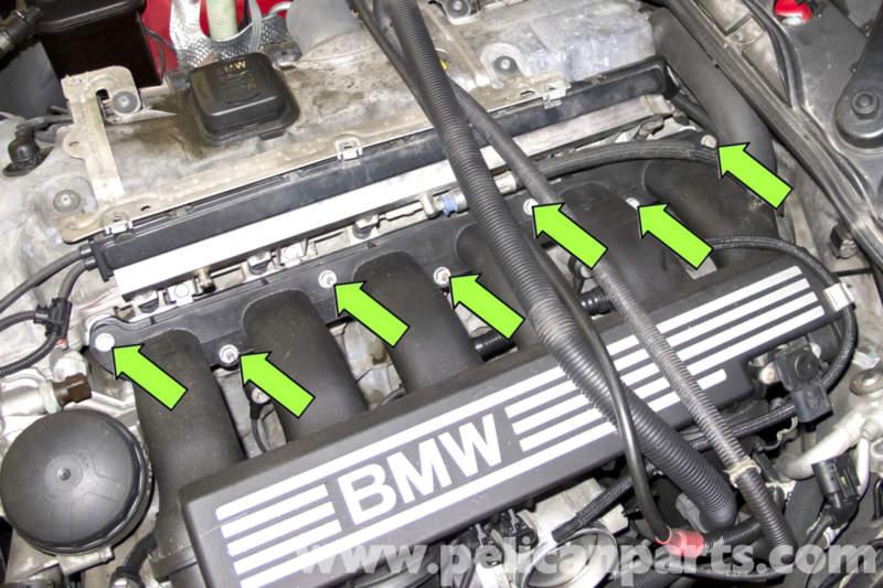 BMW E90 Intake Manifold Replacement | E91, E92, E93