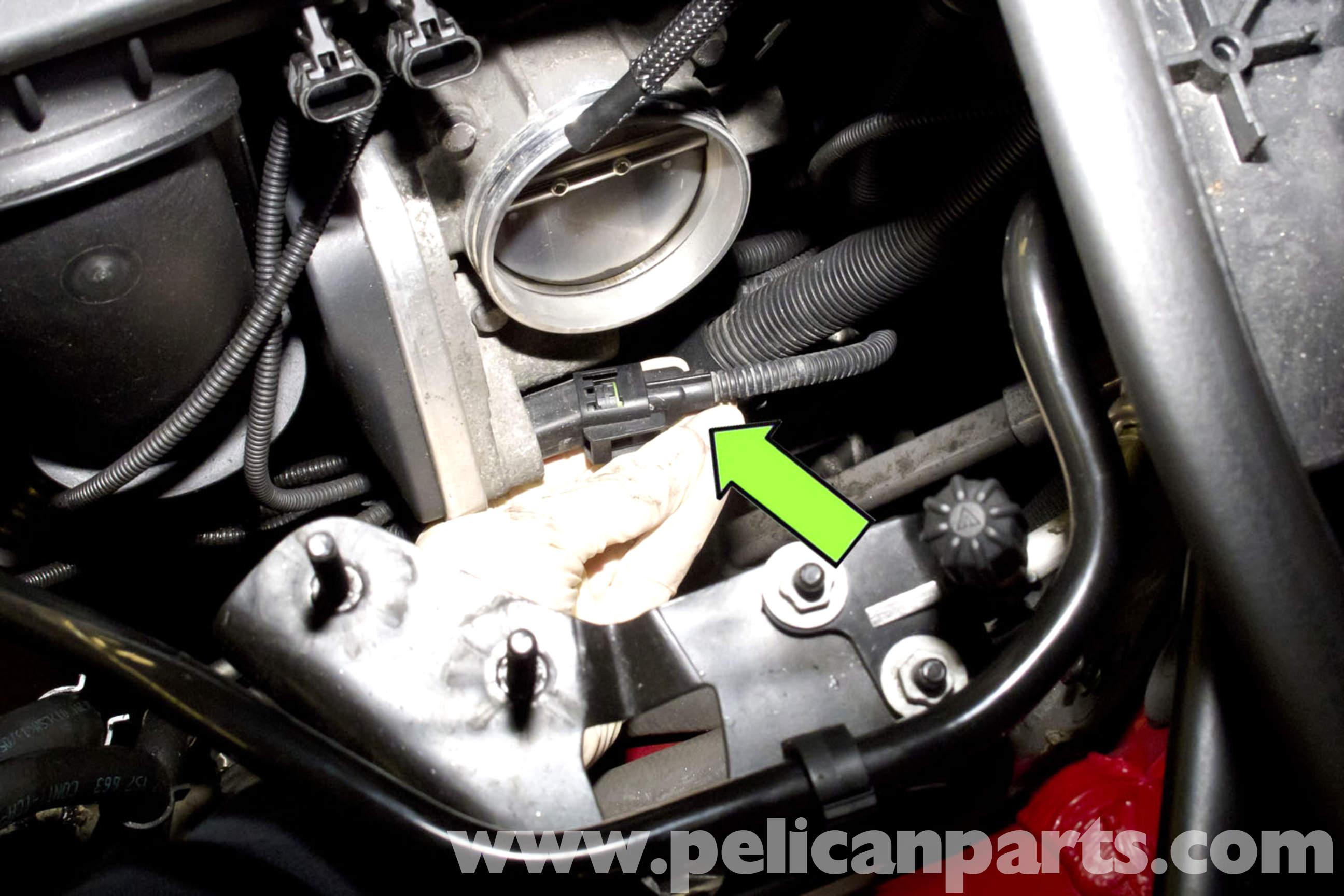 BMW E90 Throttle Body Replacement | E91, E92, E93 | Pelican