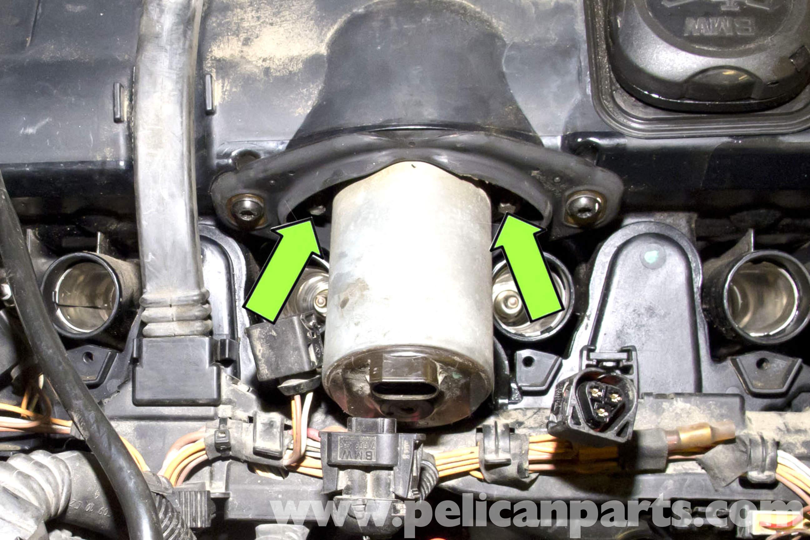 BMW E90 Valvetronic Motor Replacement | E91, E92, E93 | Pelican