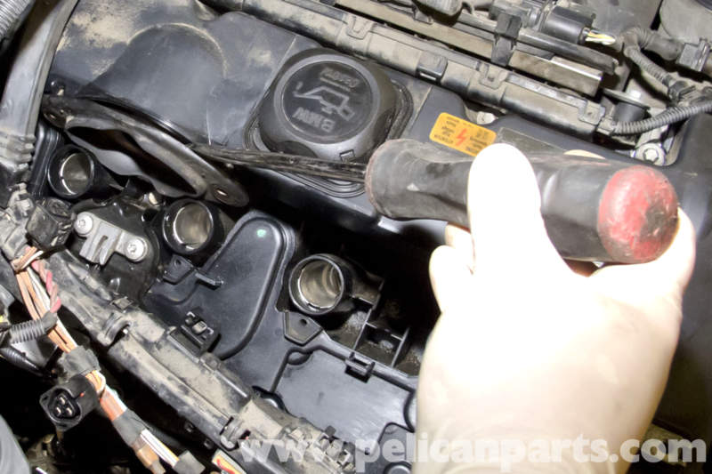 pic18 bmw e90 valvetronic motor replacement e91, e92, e93 pelican  at crackthecode.co
