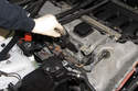 Remove ignition coil from cylinder head by pulling straight up.