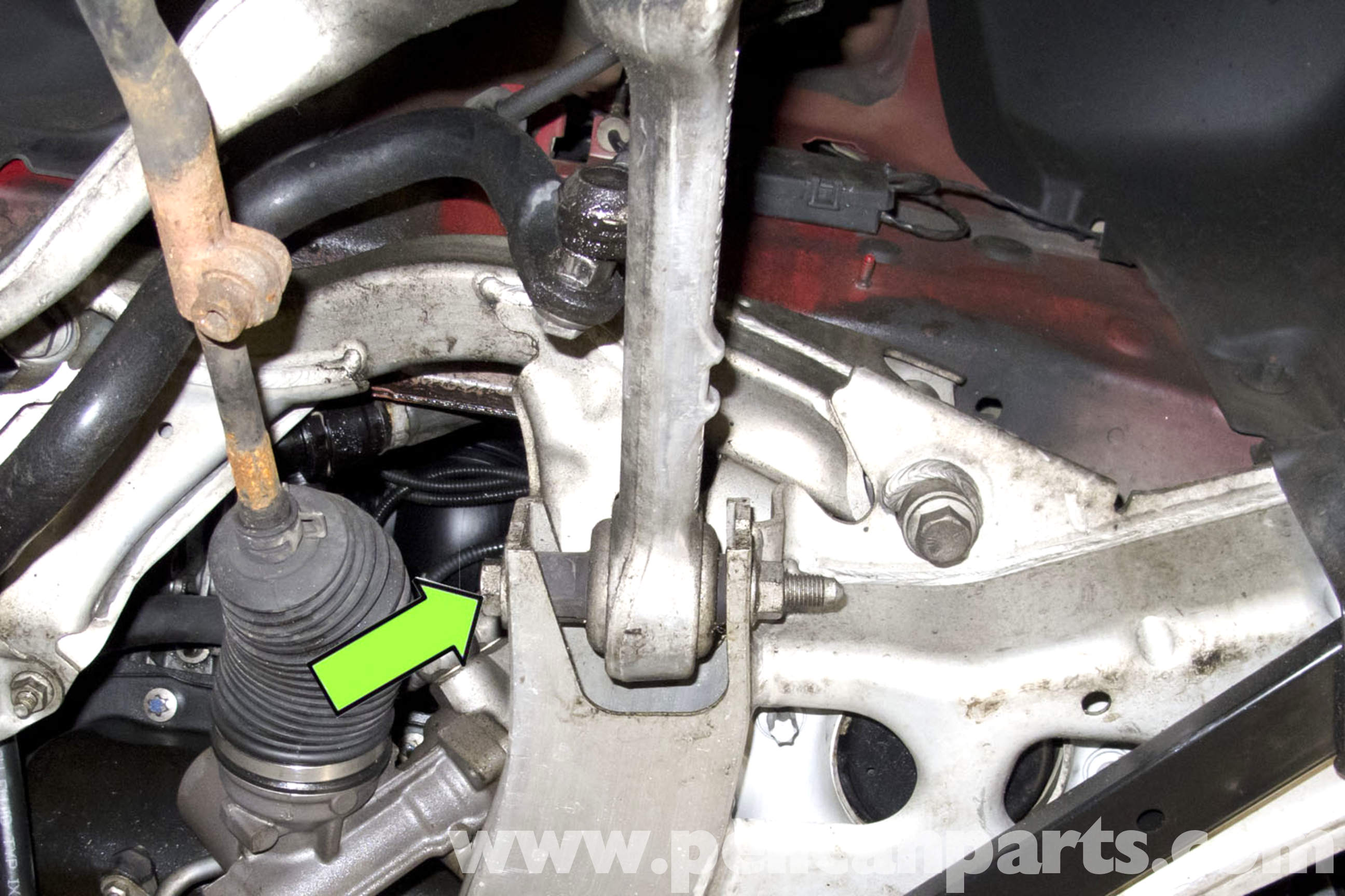 Bmw E90 Front Control Arm Replacement E91 E92 E93