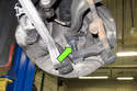 The ball joints on E90 models are not interference fit.