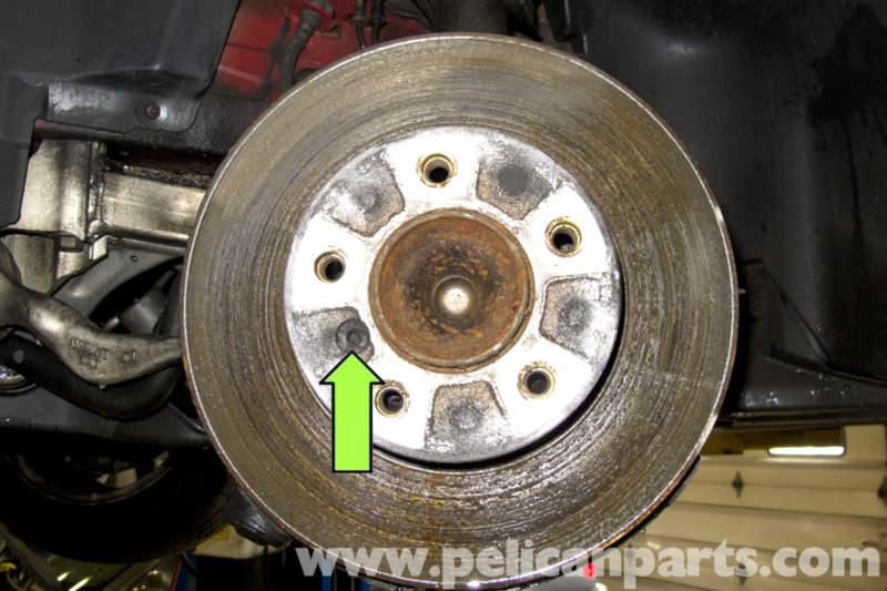 Bmw E90 Front Wheel Bearing Rwd Replacement E91 E92