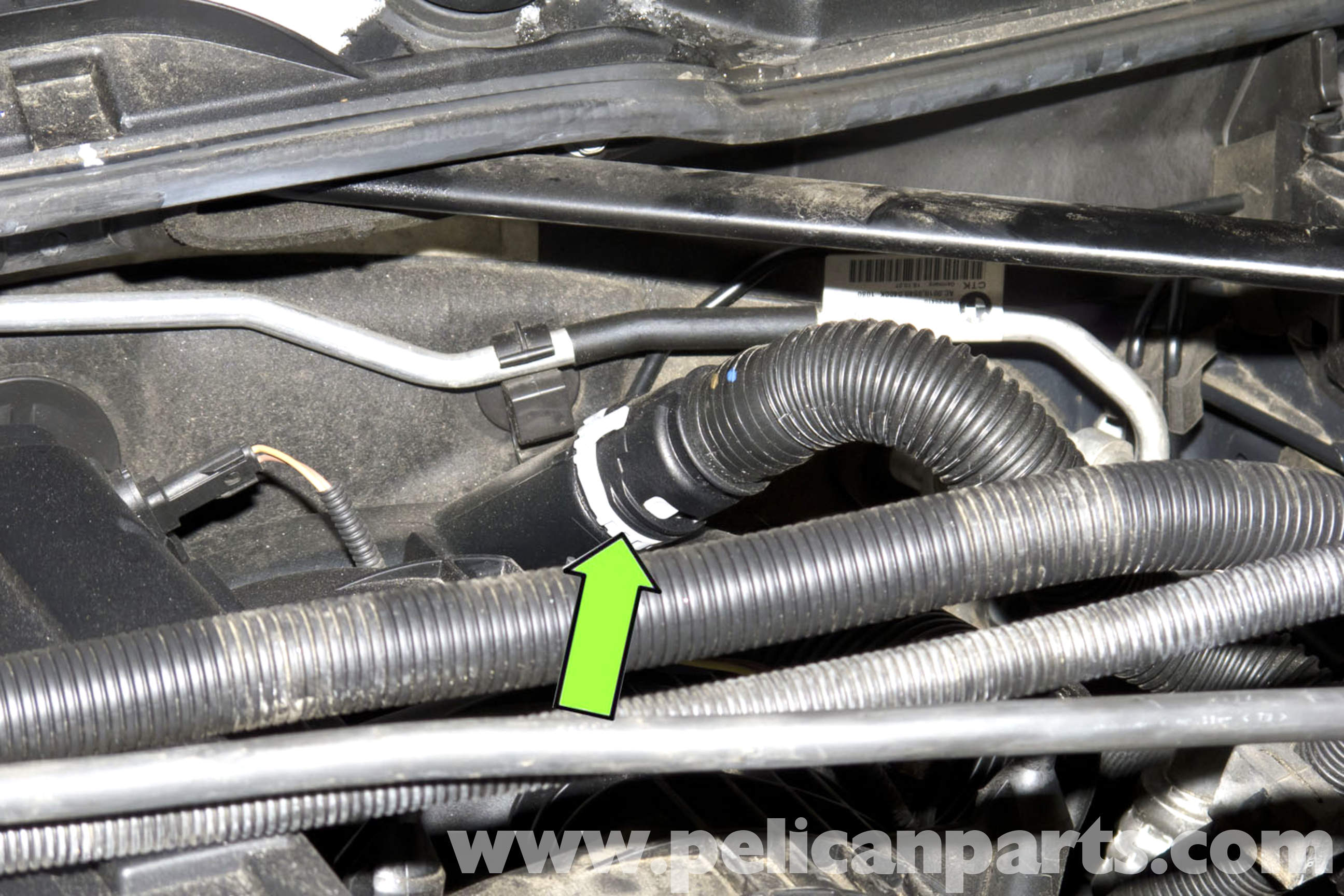 Pelican Technical Article - BMW E90 - Power Steering Pump Replacement