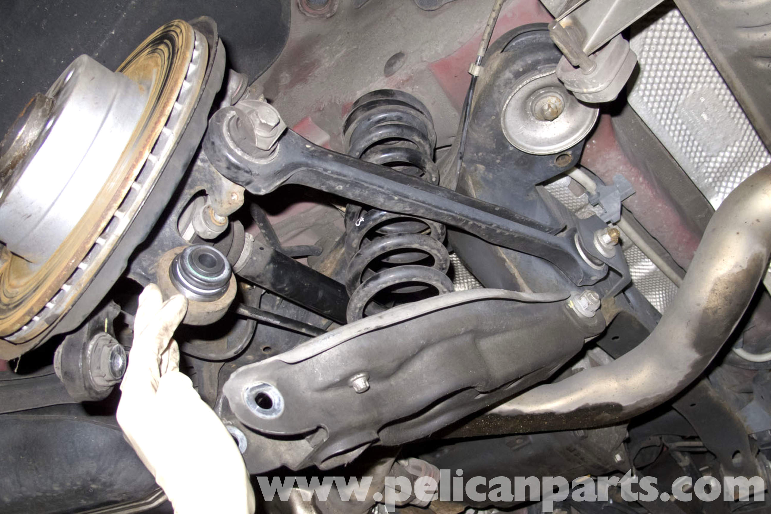 Bmw E90 Rear Coil Spring Replacement E91 E92 E93