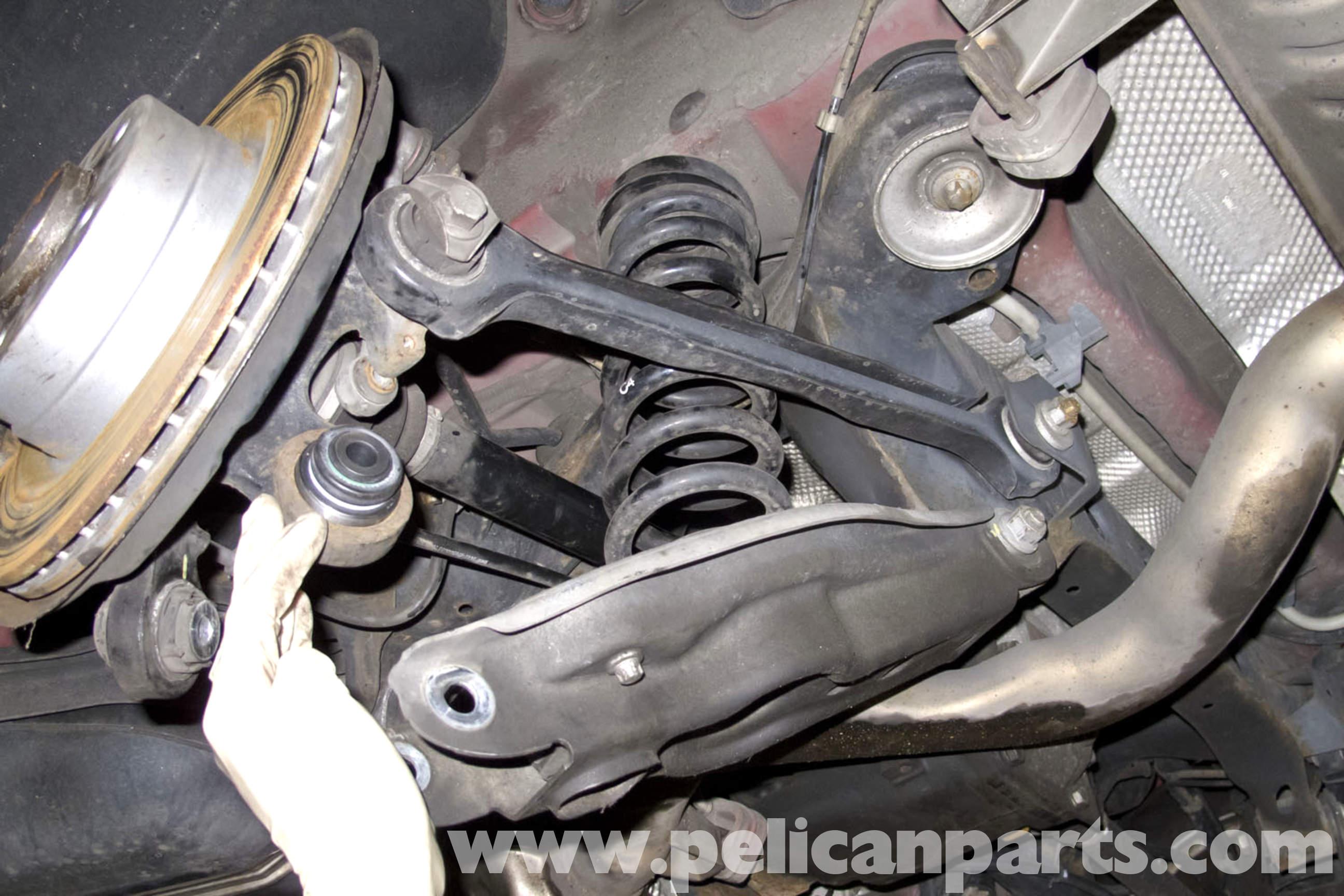 BMW E90 Rear Coil Spring Replacement | E91, E92, E93 ...