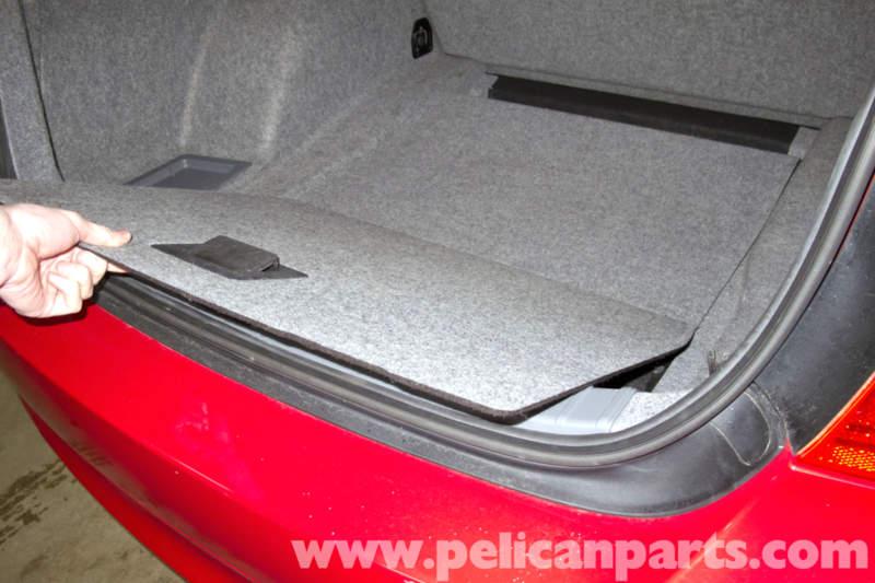 Bmw E90 Rear Shock Replacement E91 E92 E93 Pelican