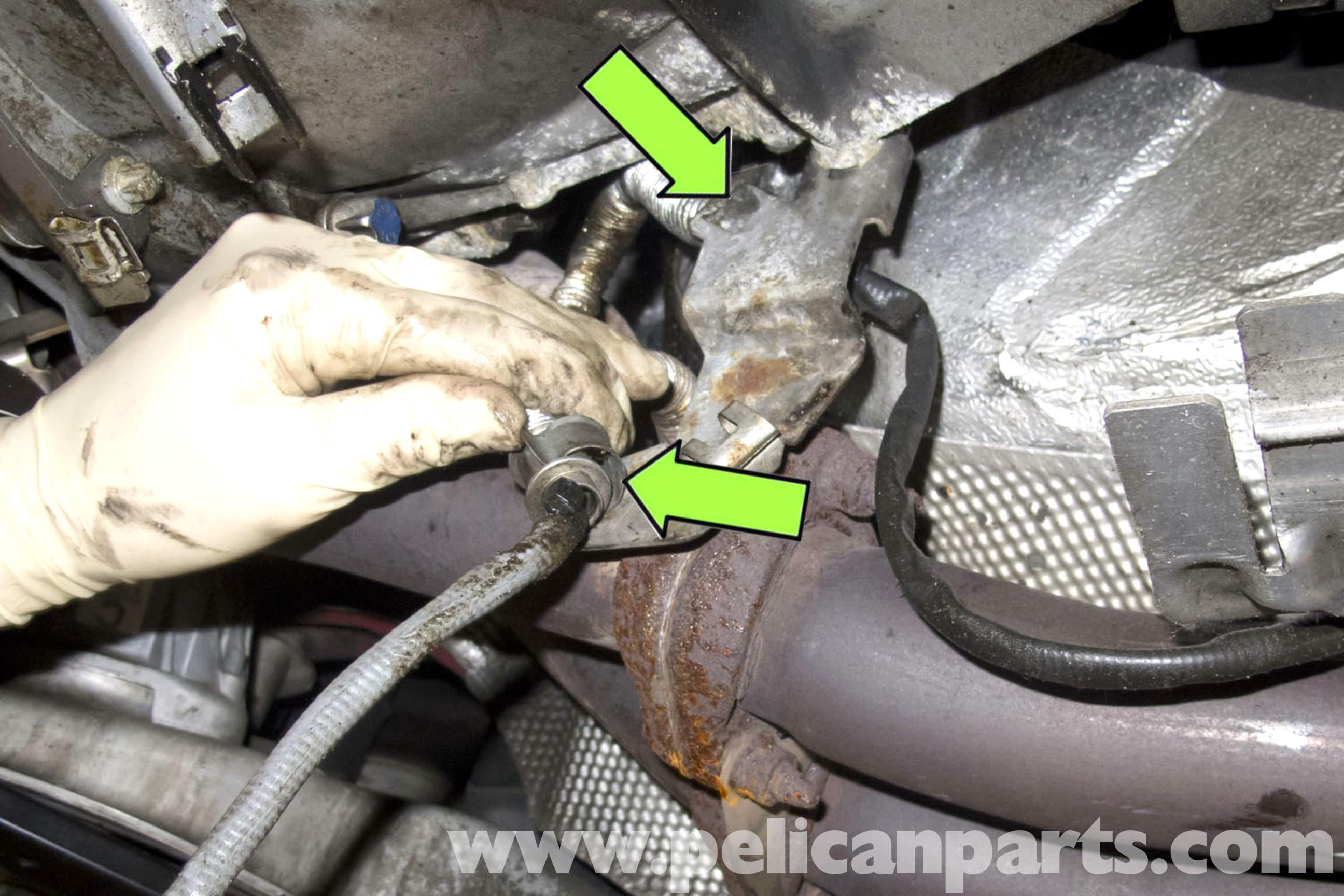 2009 Bmw 335i Transmission Mount Diagram Free Wiring For You E90 Fuse Box Clutch Replacement E91 E92 E93 Pelican Parts Diy Rh Pelicanparts Com Manual