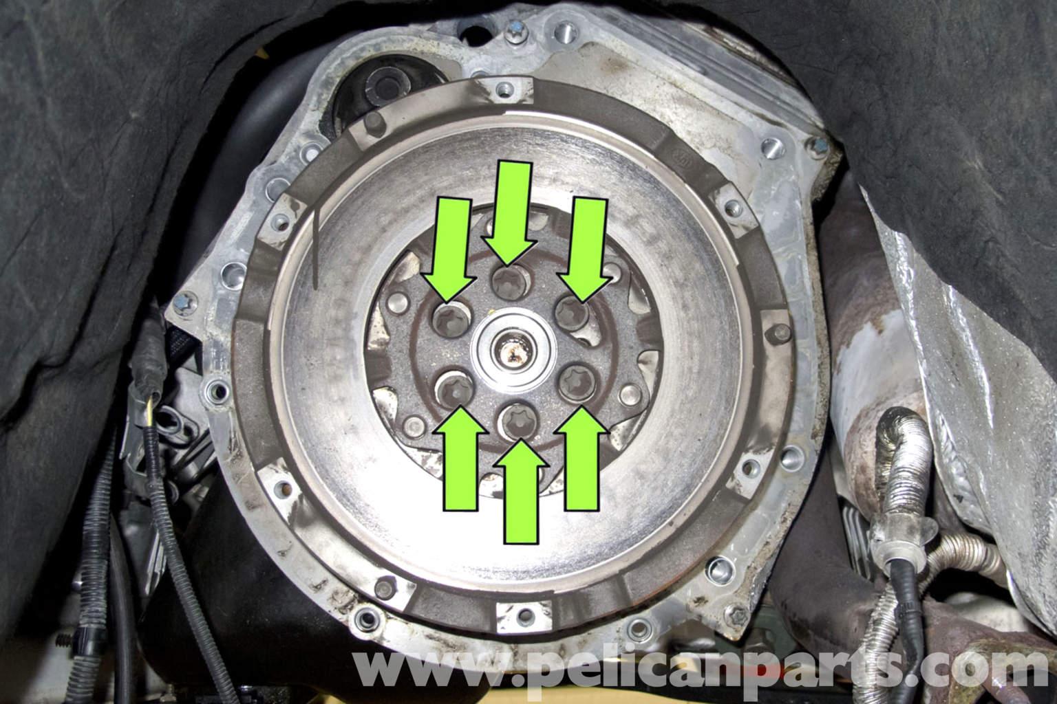 BMW E90 Clutch Replacement | E91, E92, E93 | Pelican Parts