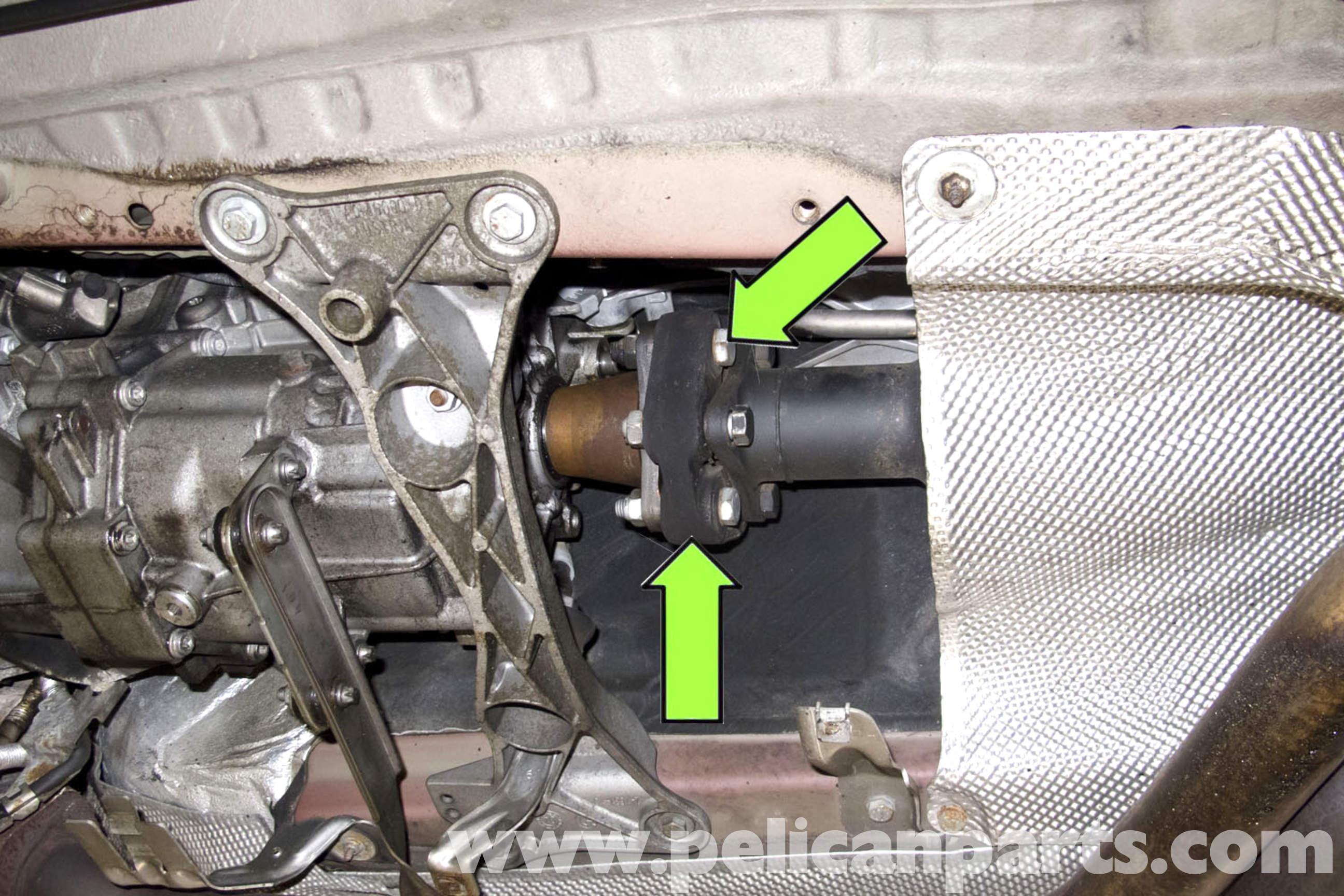 Bmw E90 Driveshaft Bearing Replacement E91 E92 E93