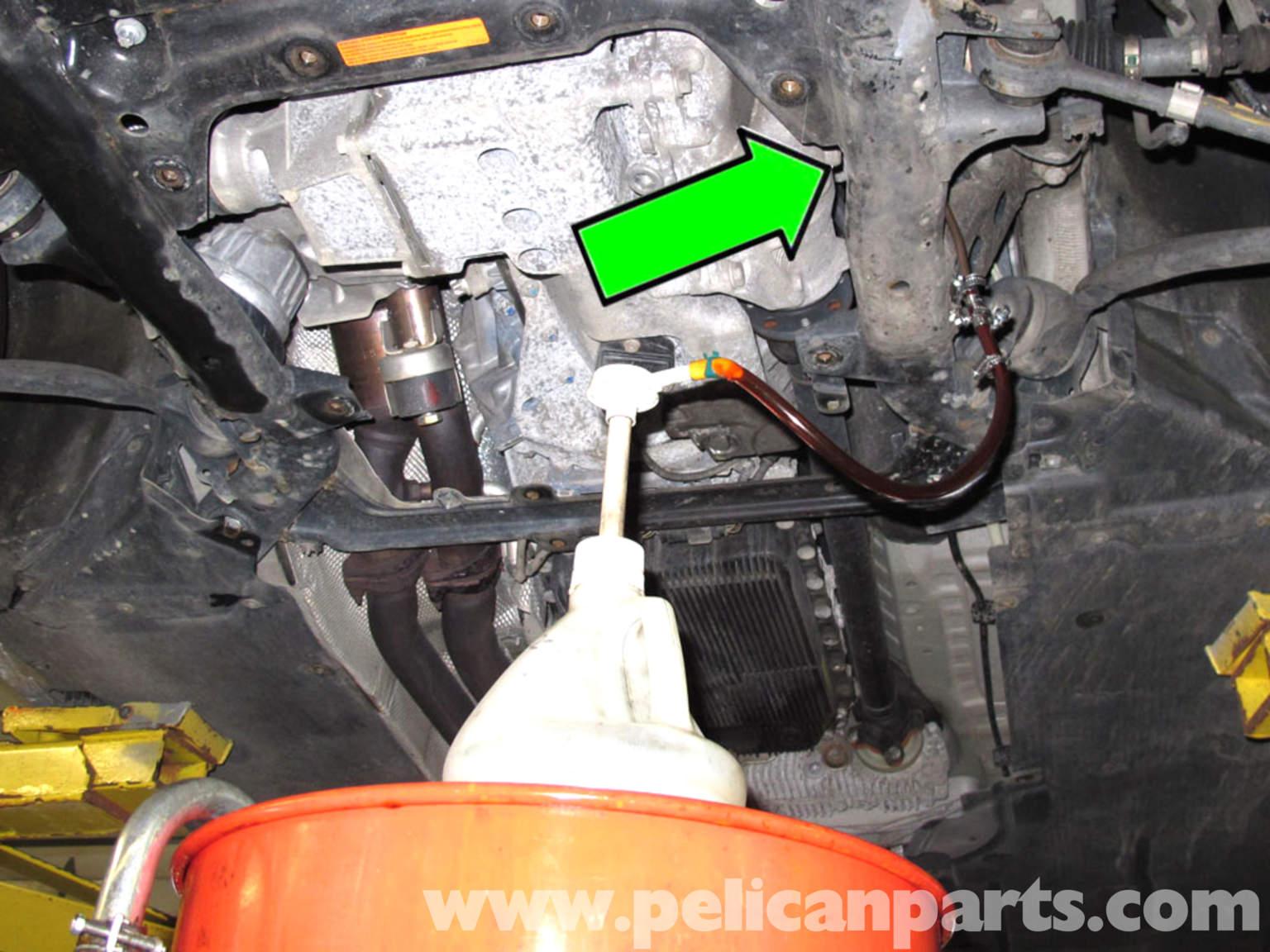 Bmw E90 Rear Differential Fluid Replacement E91 E92