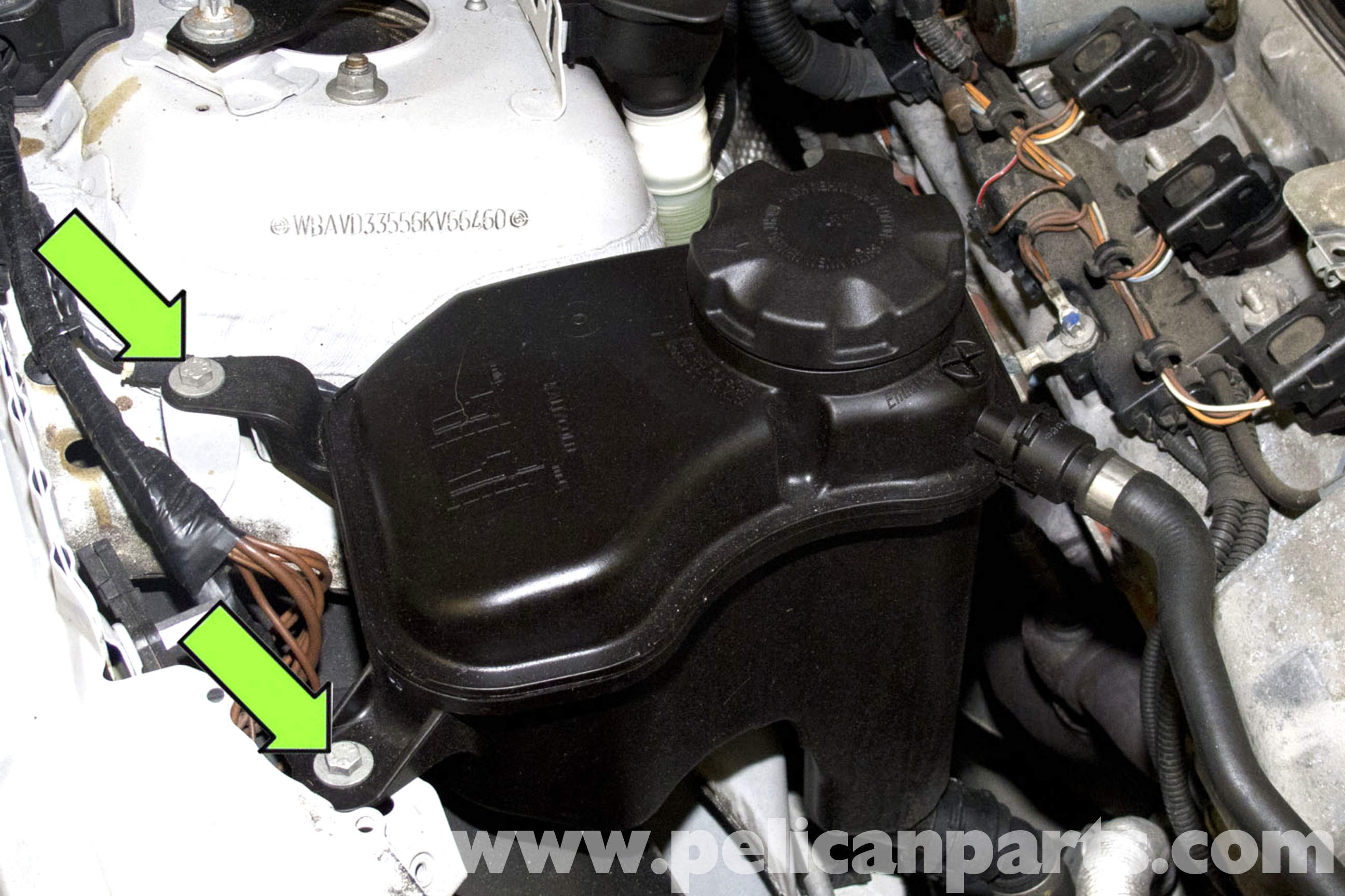 Bmw e90 engine oil leaks pics bmw free engine image for for Bmw 335i motor oil