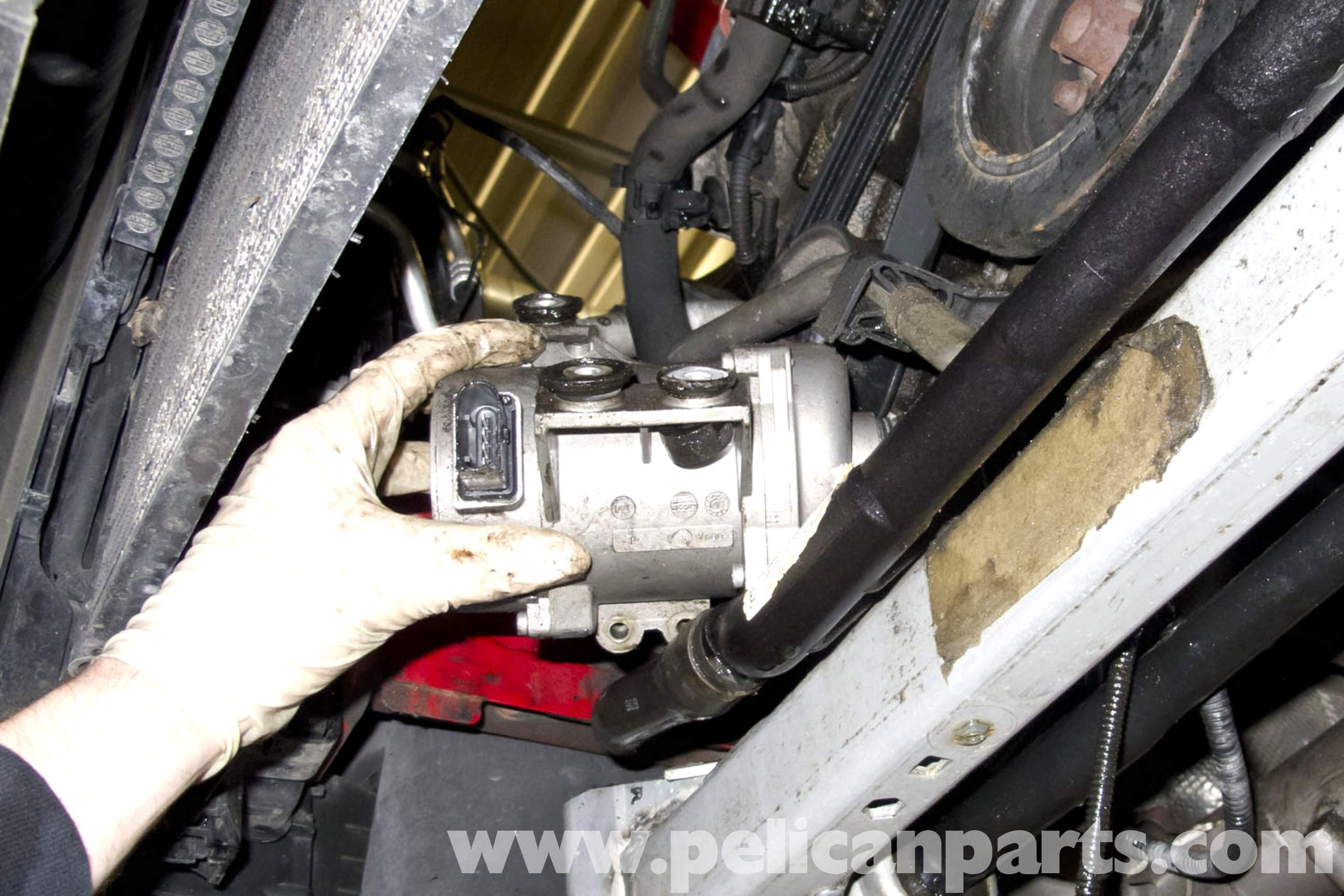 Pic on Engine Coolant Temp Sensor Location