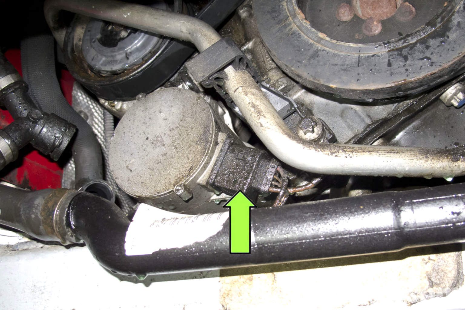 Auxiliary Water Pump Bmw E90