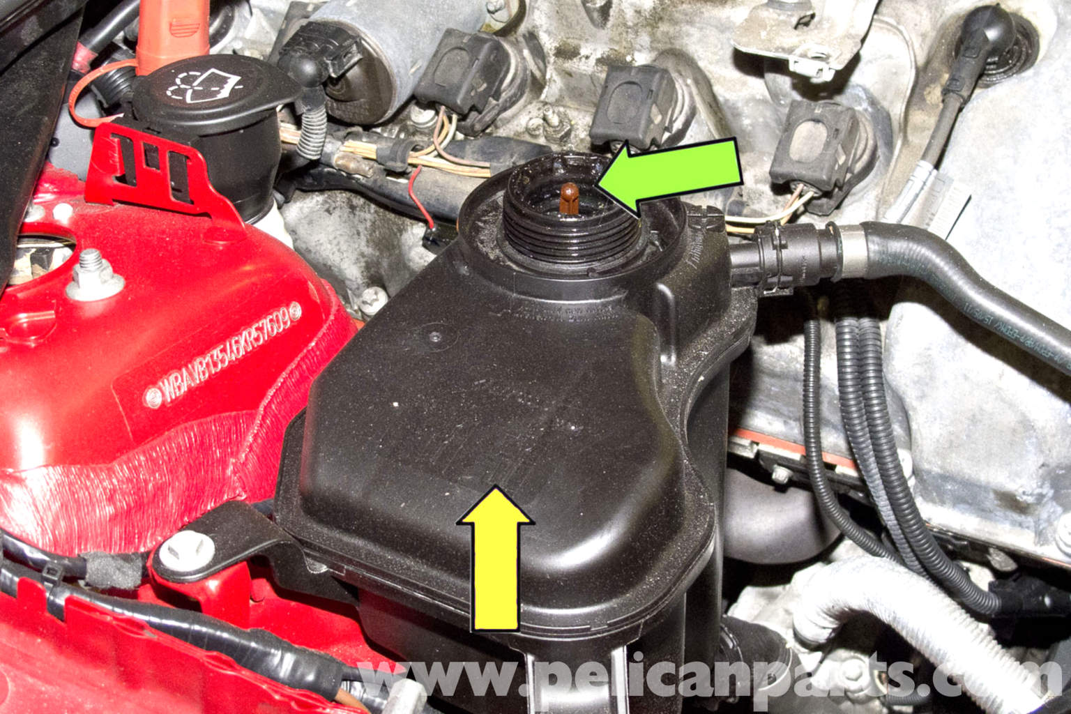 WATER Draining Filling Cooling System in addition  as well TRANS Automatic Trans Fluid Replacing likewise 55654 Diy Guide Replacing Your Fuel Tank Breather Valve Purge Valve further Belt Drive Alternator Ac Power Steering. on bmw 335i parts diagram