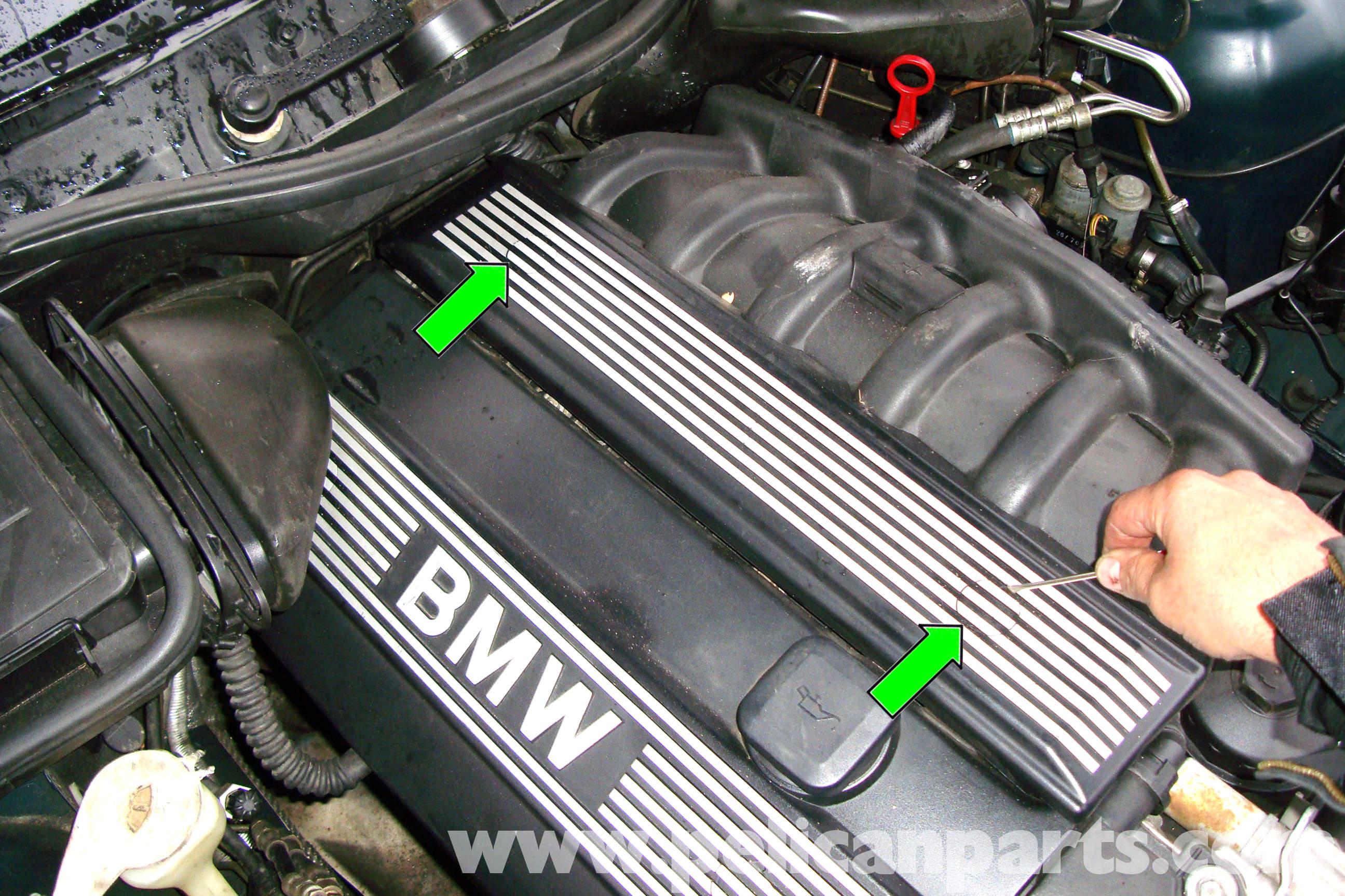 BMW E39 5-Series Fuel Injector Removal | 1997-2003 525i, 528i, 530i