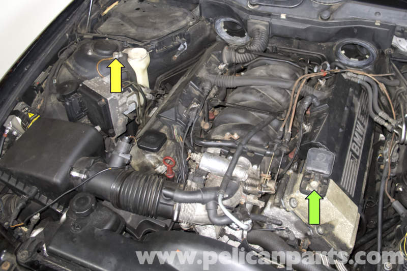 Bmw E39 5series Battery Replacement 19972003 525i 528i 530i Rhpelicanparts: 2003 Bmw 525i Battery Location Jump At Gmaili.net