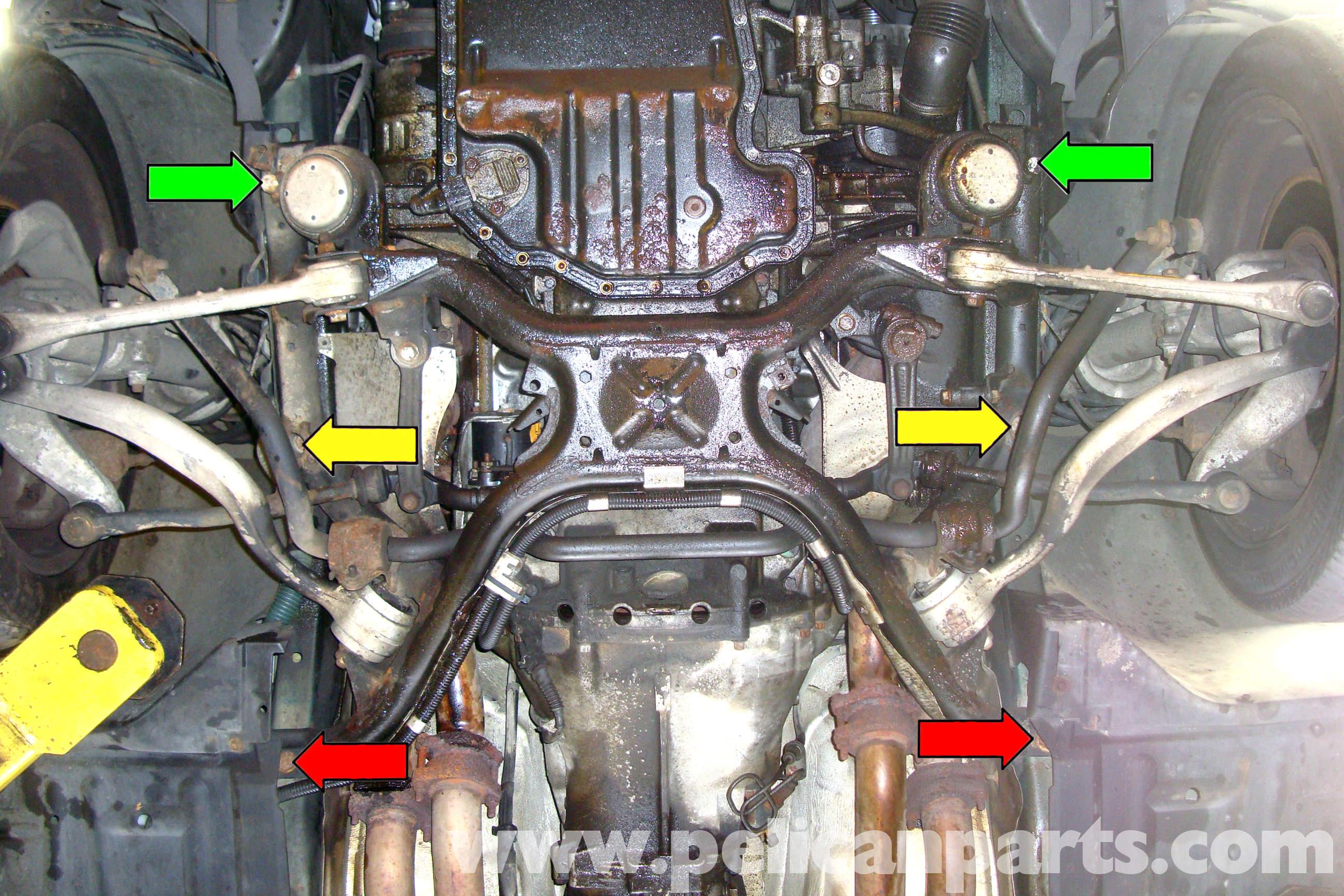 2003 Bmw Z4 Remove Dipstick From Oil Pan – Fondos de Pantalla