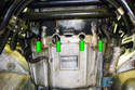 Upper Oil Pan-This photo illustrates the car by the rear of the engine.