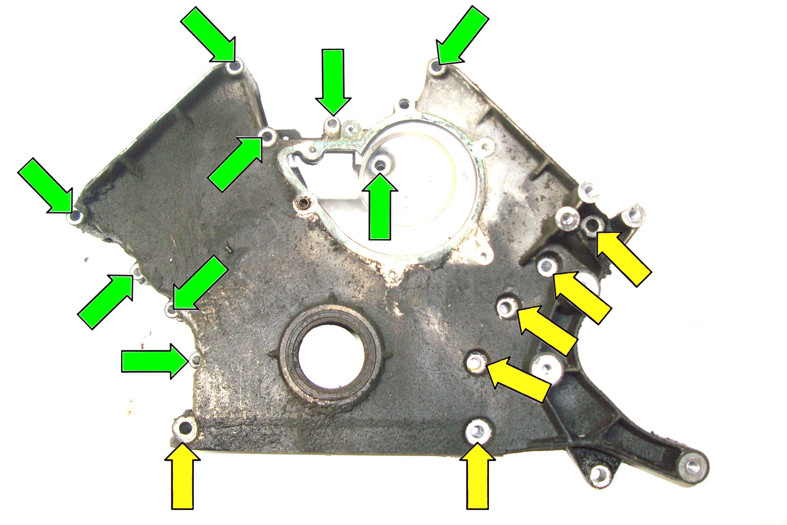 BMW E39 5-Series Timing Chain Guides Removal | 1997-2003