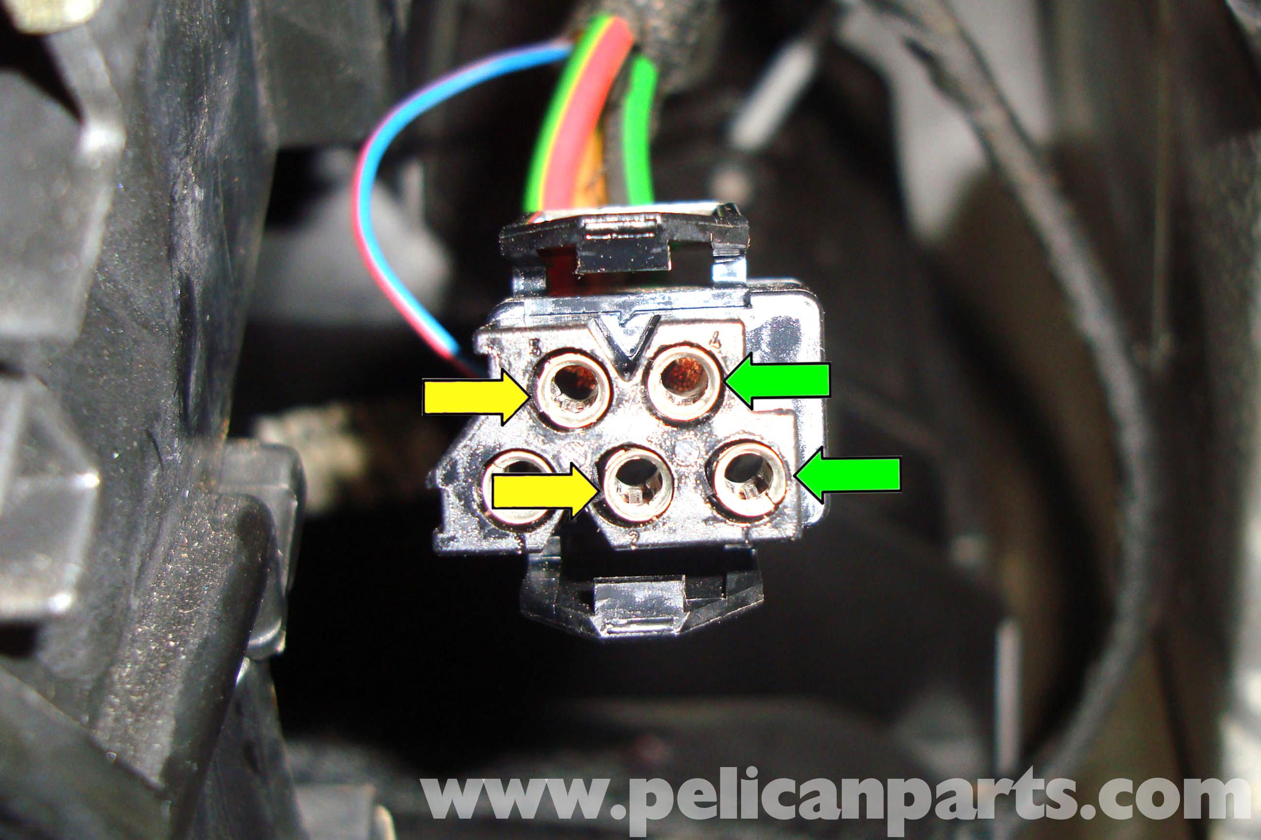 Bmw E39 5 Series Blower Motor Testing 1997 2003 525i 528i 530i 1999 Ac Wiring Large Image Extra