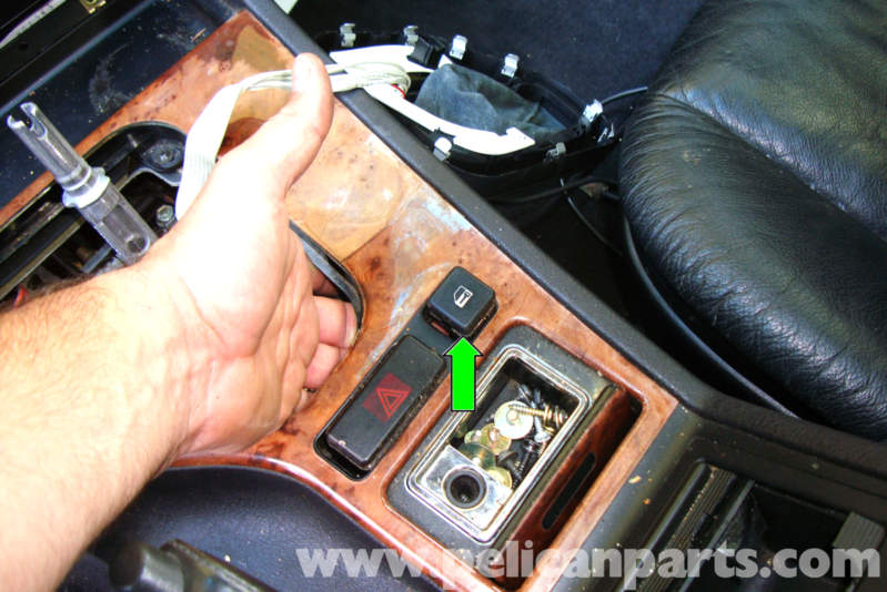 Bmw E39 5 Series Center Console Removal 1997 2003 525i