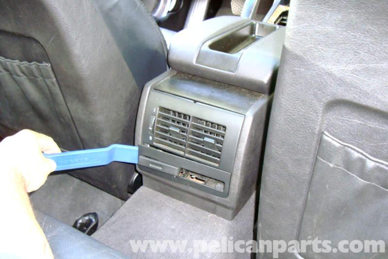 Bmw E39 5 Series Center Console Removal 1997 2003 525i 528i 530i 540i Pelican Parts Diy
