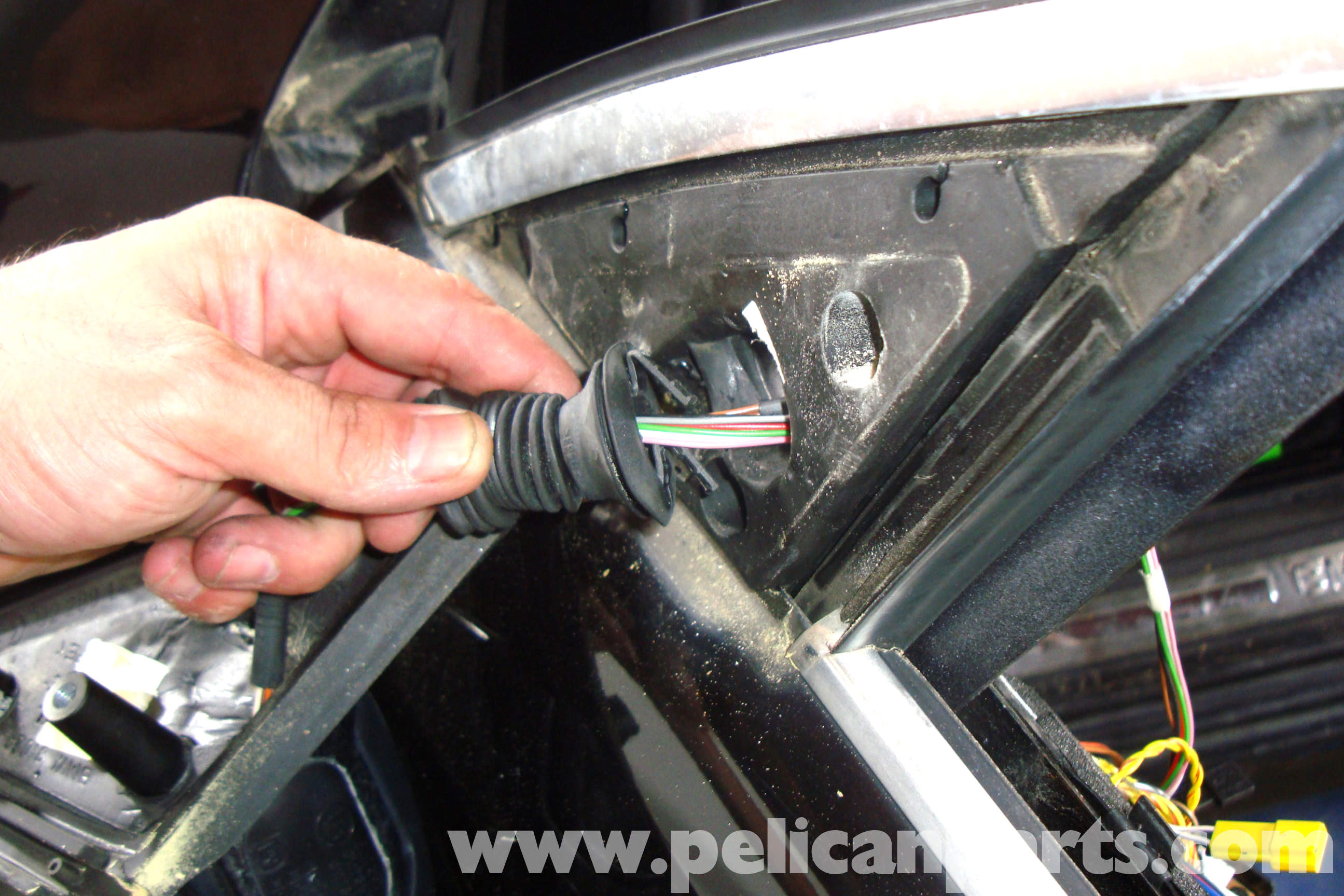 Bmw E39 5 Series Exterior Mirror Replacement 1997 2003