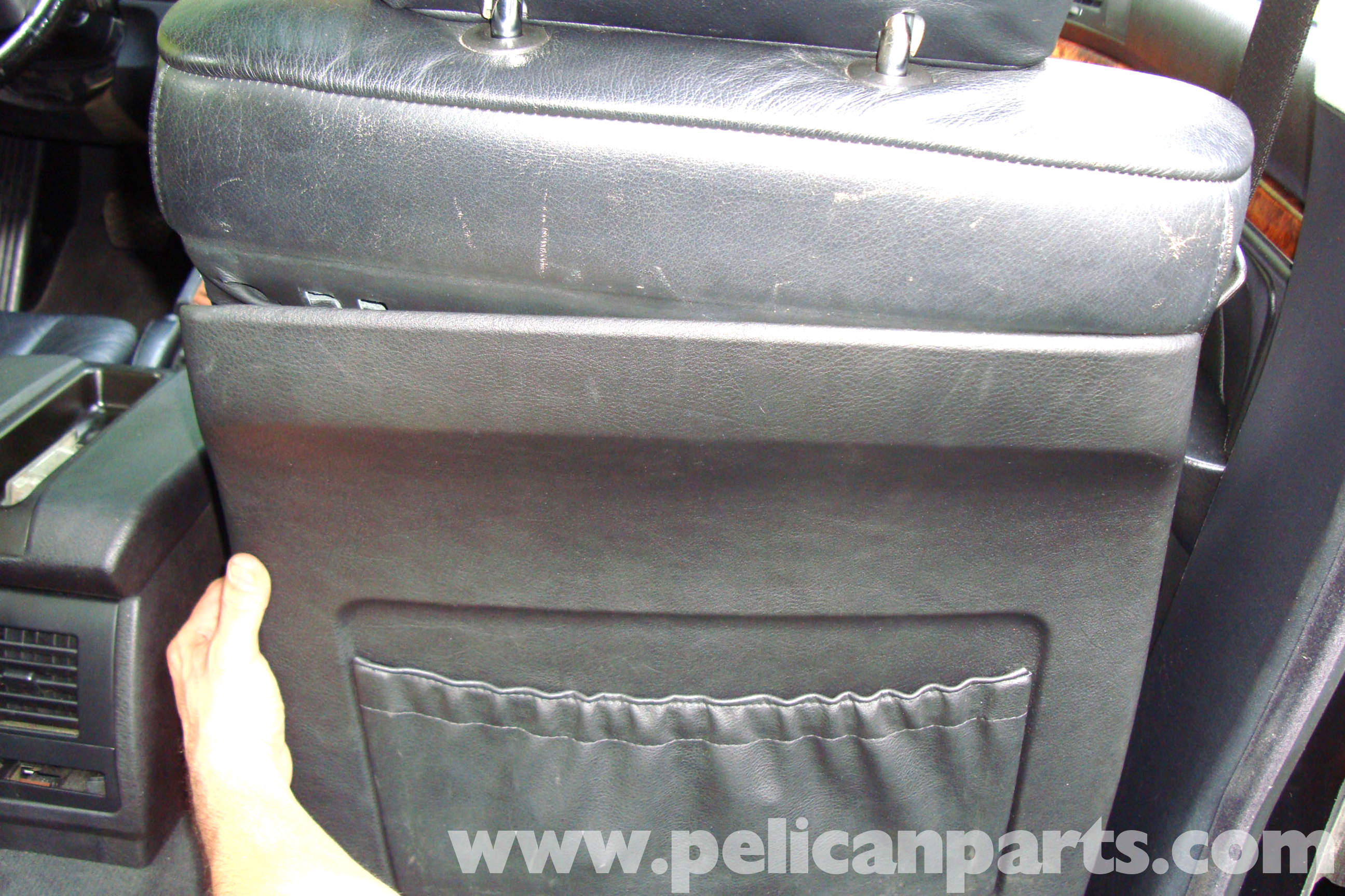 Bmw E39 5 Series Front And Rear Seat Removal 1997 2003
