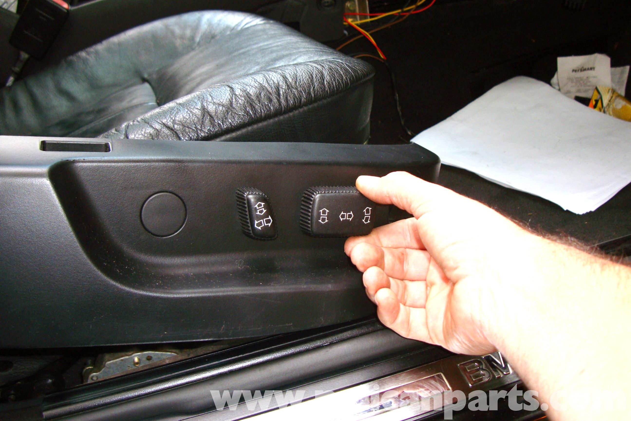 Bmw E39 5 Series Power Seat Testing 1997 2003 525i 528i 530i Electrical Wiring Diagram 760 Large Image Extra