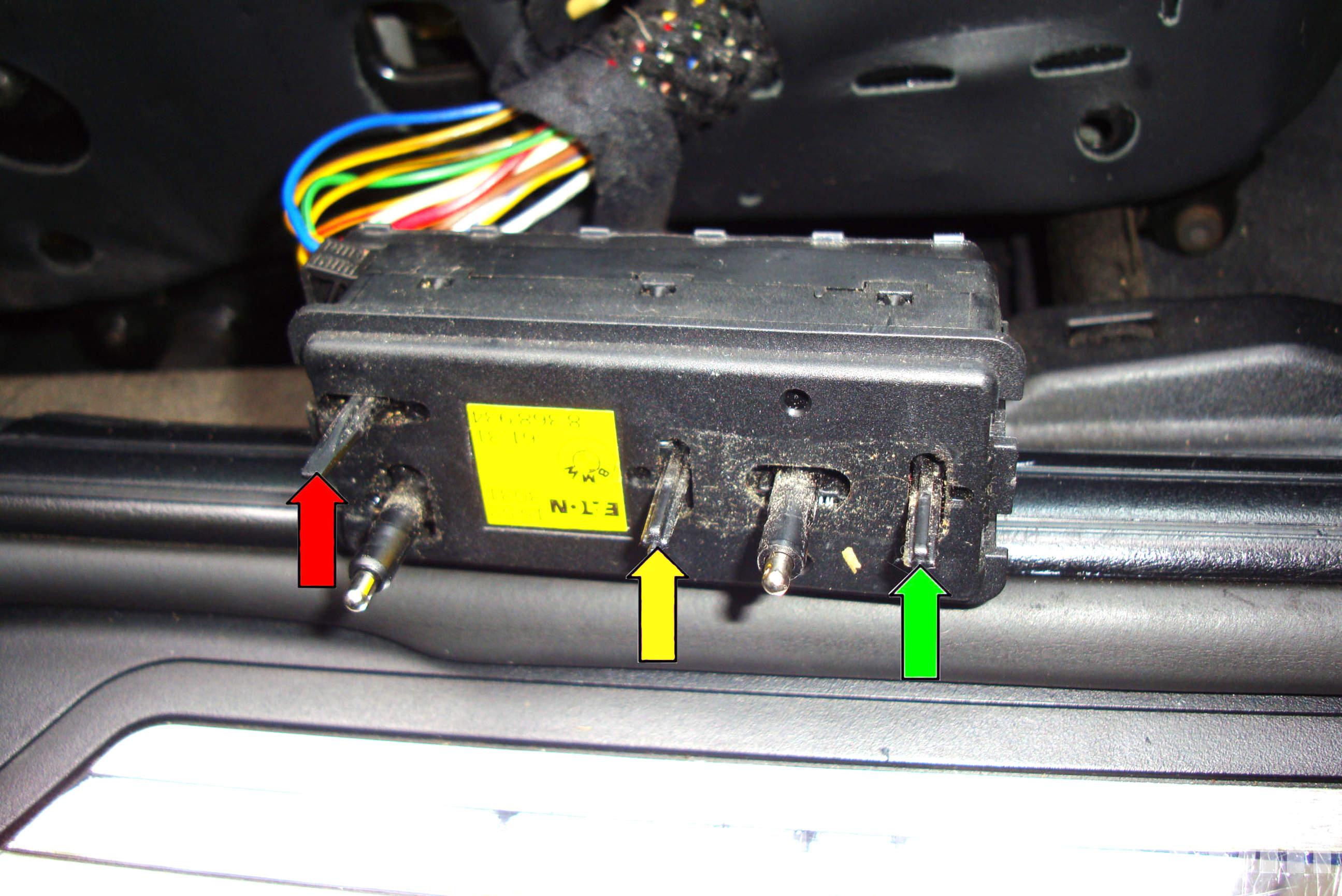 BMW E39 5-Series Power Seat Testing| 1997-2003 525i, 528i, 530i, 540i |  Pelican Parts DIY Maintenance ArticlePelican Parts