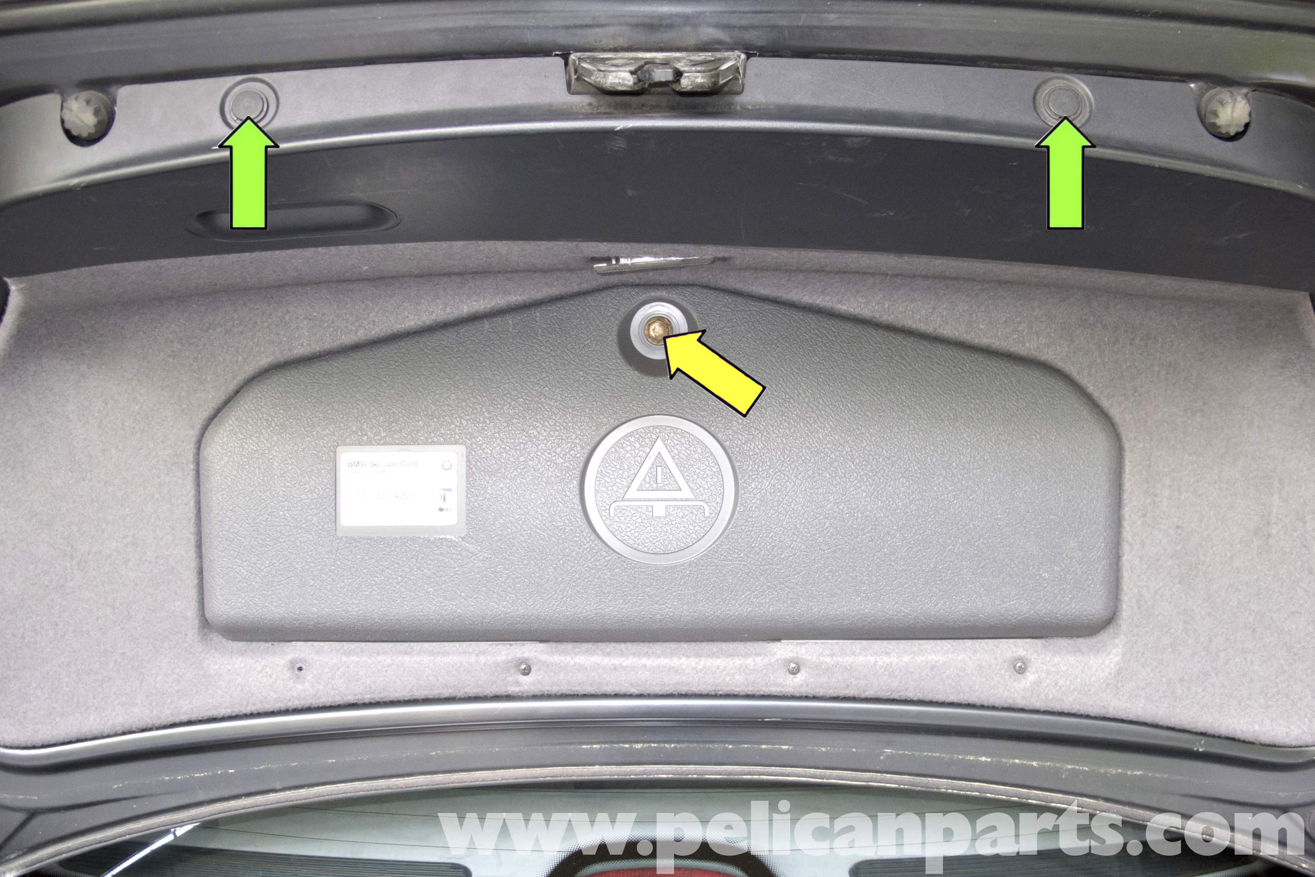 Trunk Popper Wiring Diagram Bmw E39 5 Series Latch Testing And Replacement 1997 2003 Large Image Extra