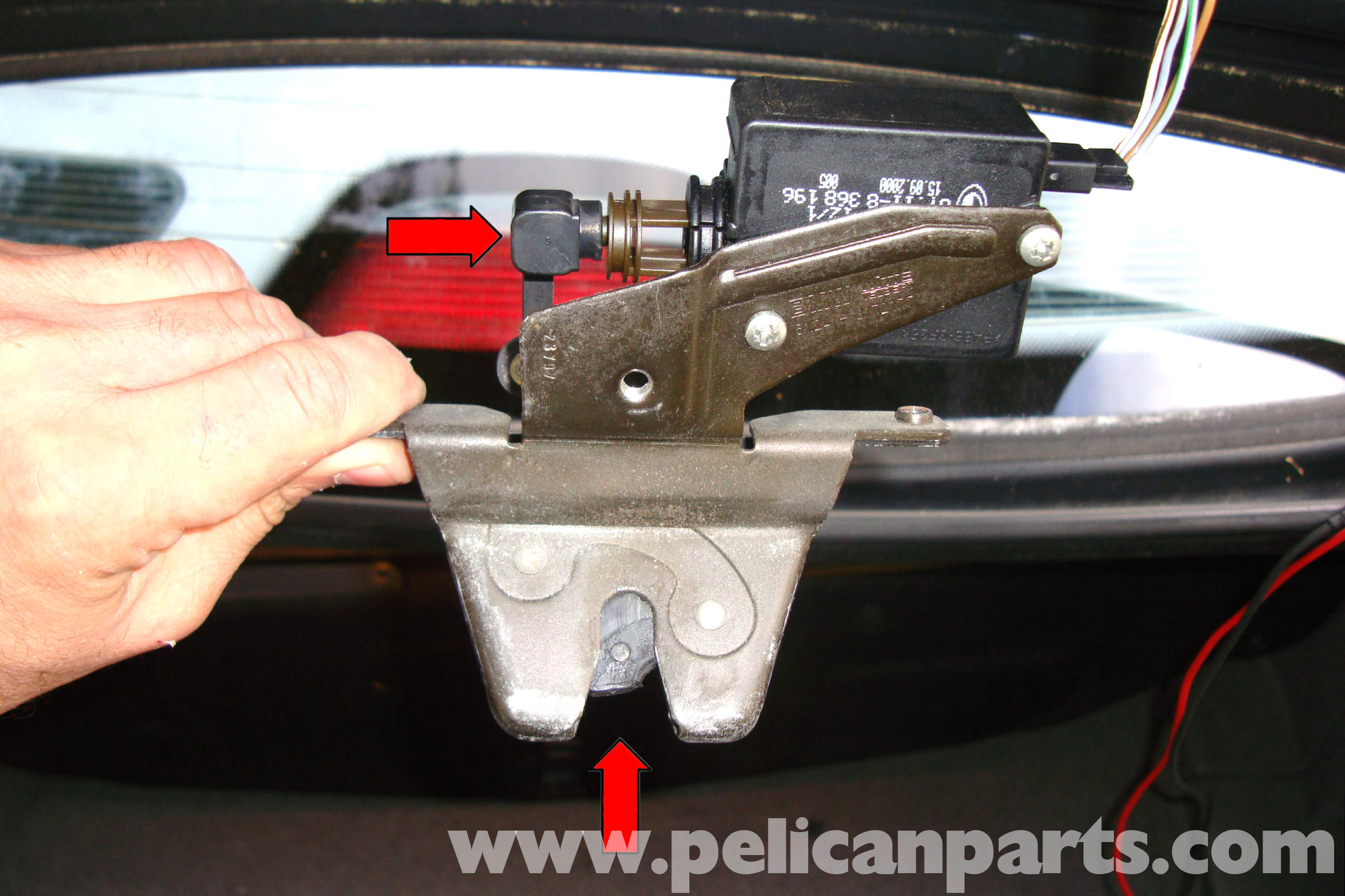 Bmw E39 5 Series Trunk Latch Testing And Replacement