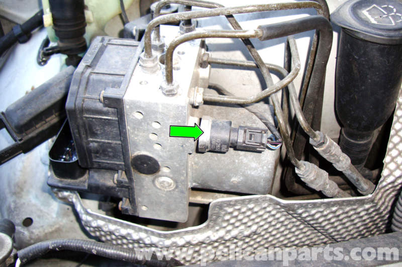 Bmw E39 5 Series Abs Asc Module Replacement 1997 2003