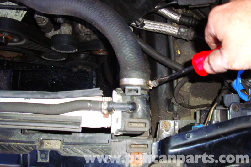 Bmw E39 5 Series Radiator Replacement 1997 2003 525i