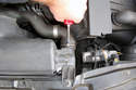 If you have a 1998 and later model BMW E39 use a screwdriver to lever up on the retaining clip.